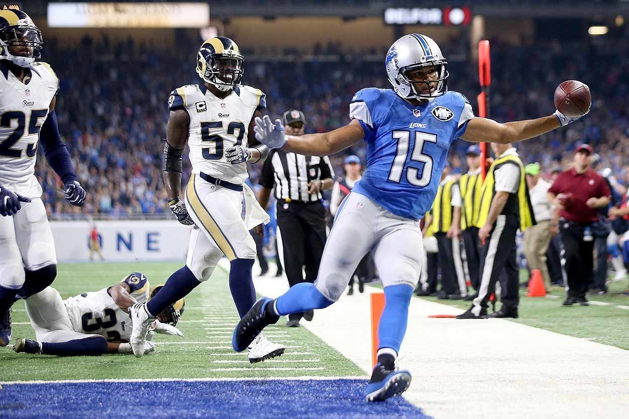 Golden Tate on playing with Russell Wilson, Matthew Stafford and Daniel Jones