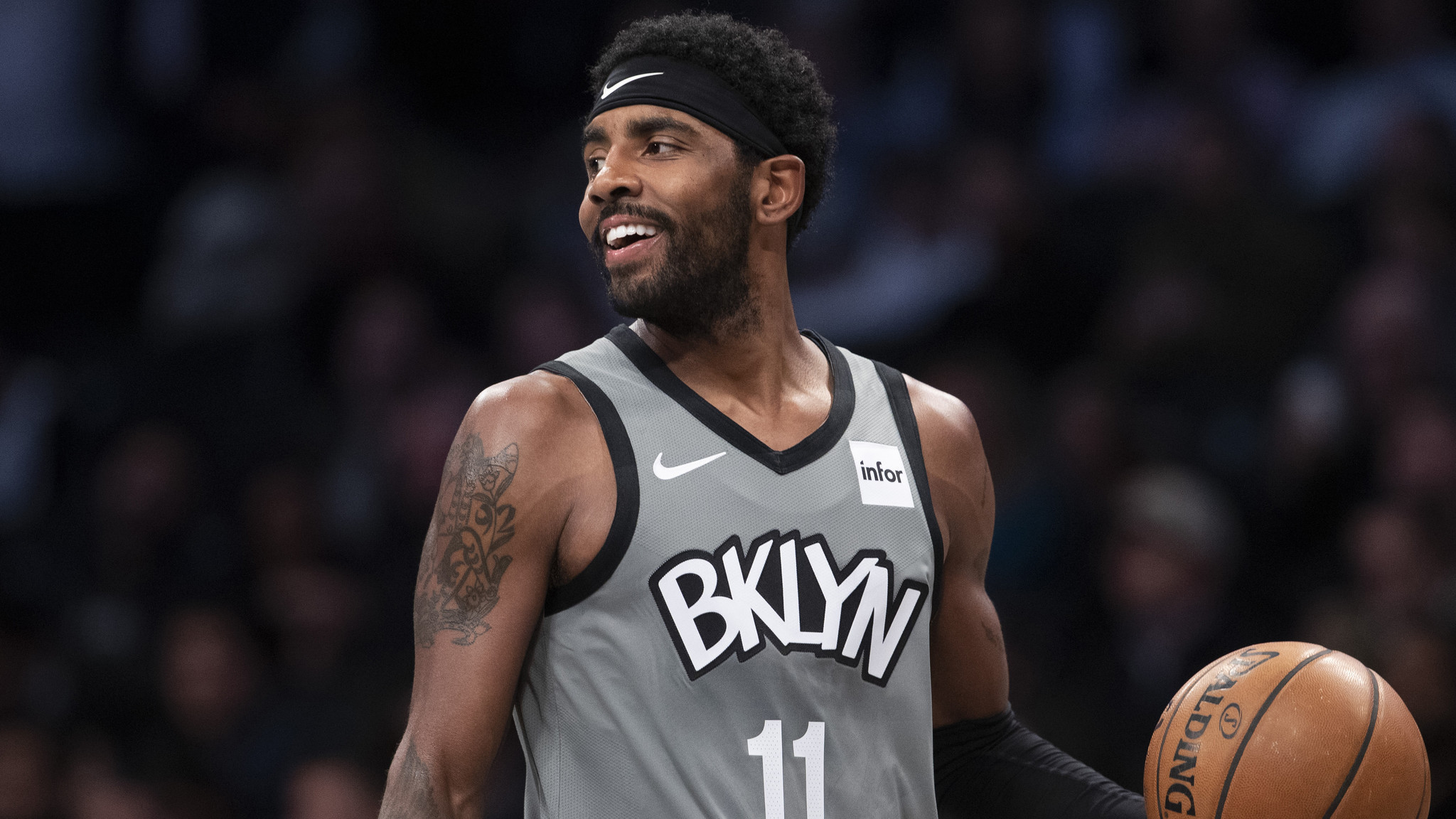 Kyrie Irving practices in full with Nets and now hopes to be cleared for return to action soon