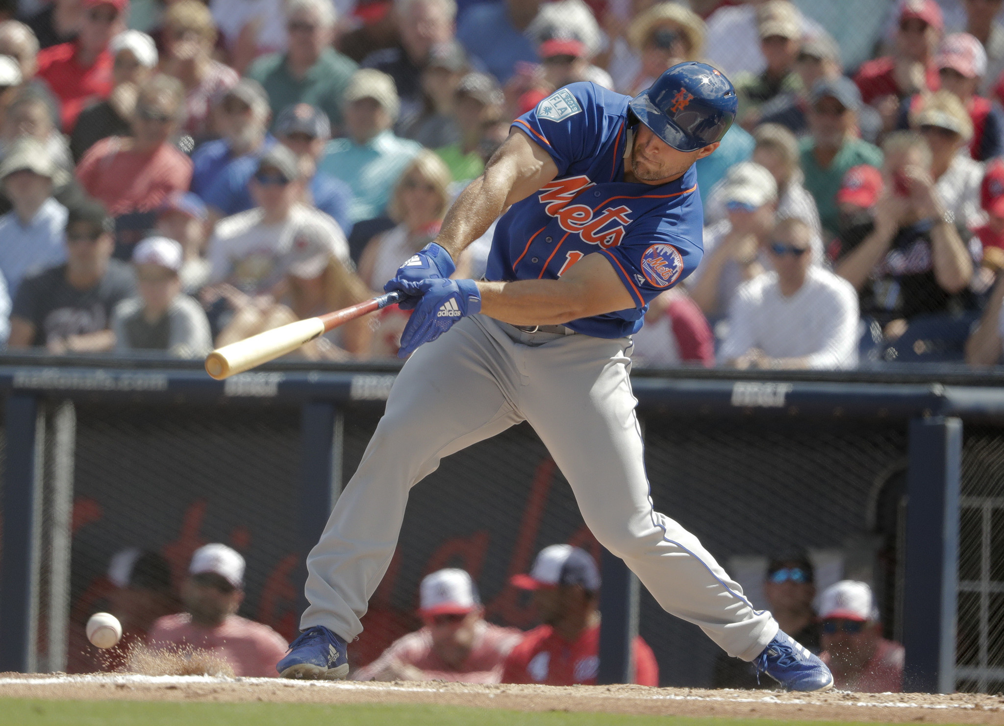 Tim Tebow has been invited to Mets spring training ... again