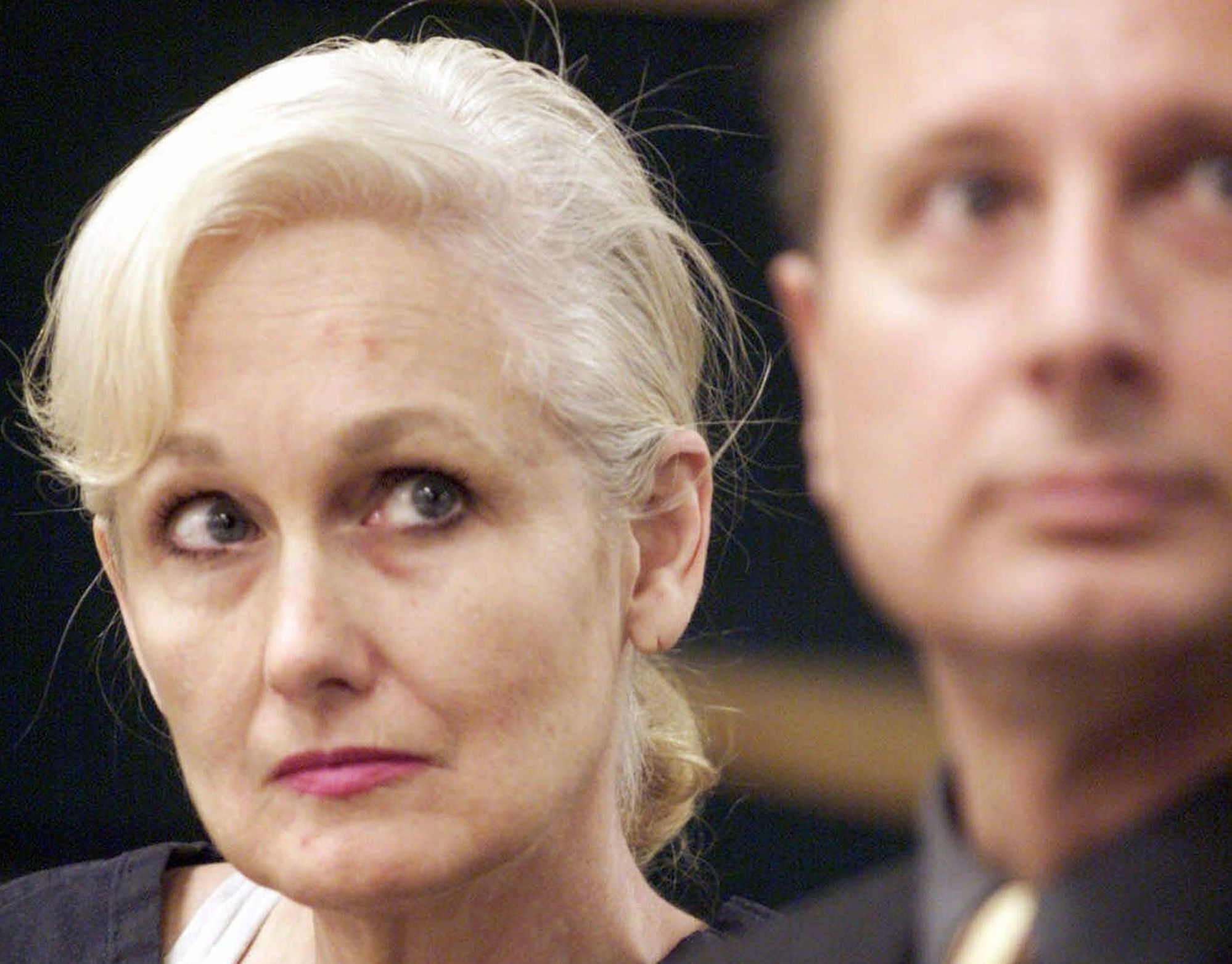 Las Vegas' 'Black Widow Killer' hopes to prove innocence in millionaire husband's murder while out on parole