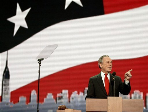 Arrogance is the Bloomberg way: All his billions can't obscure a history of party switches and imperious behavior