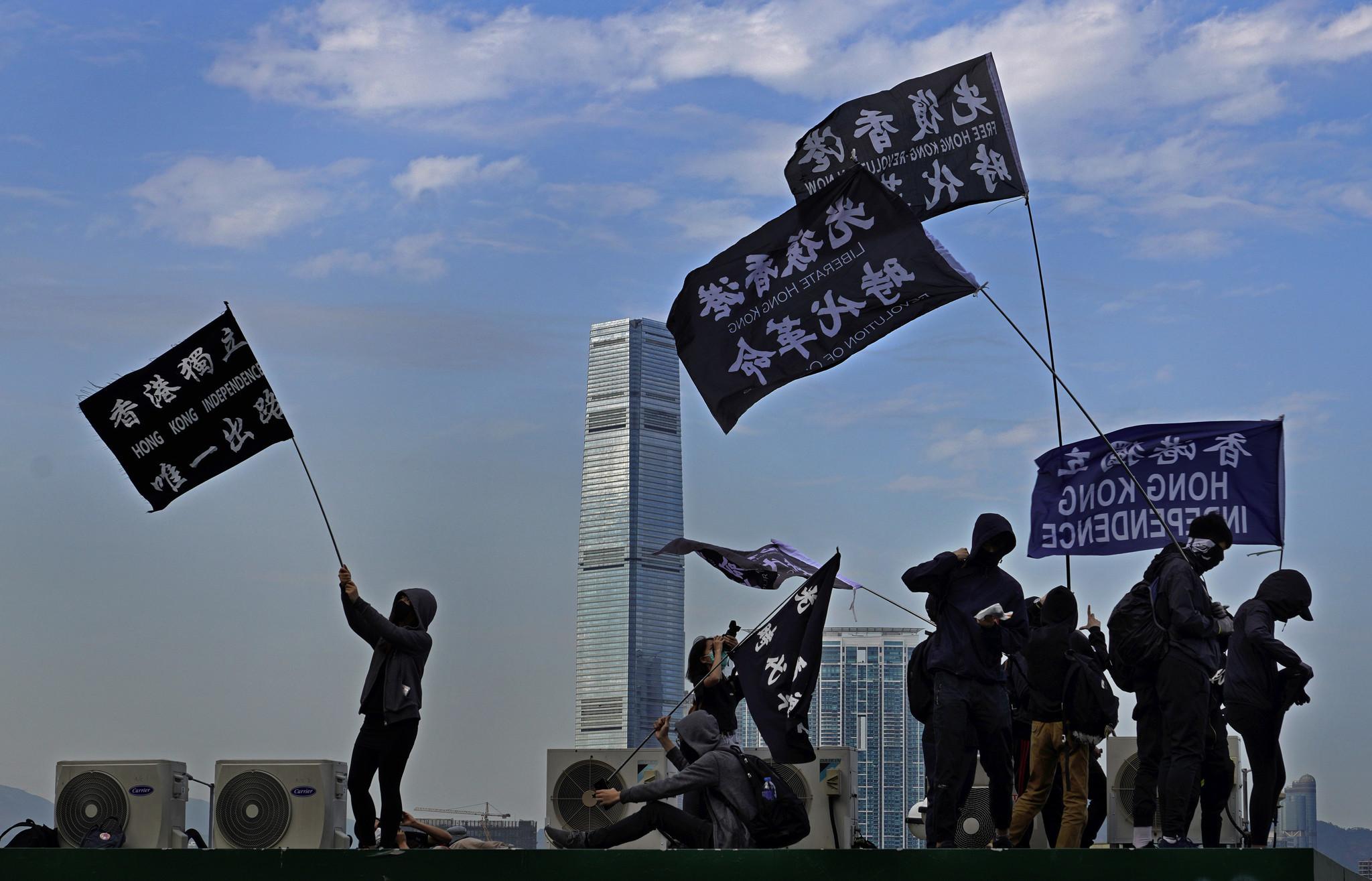 Hong Kong bans Human Rights Watch director from entering country
