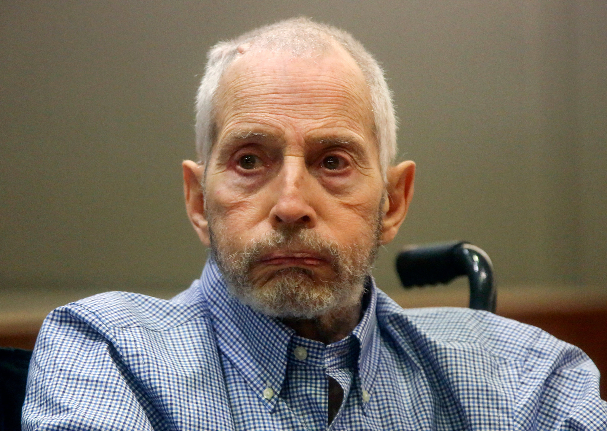 Robert Durst murder trial jurors can hear evidence he 'coerced' first wife Kathie Durst into abortion, judge rules