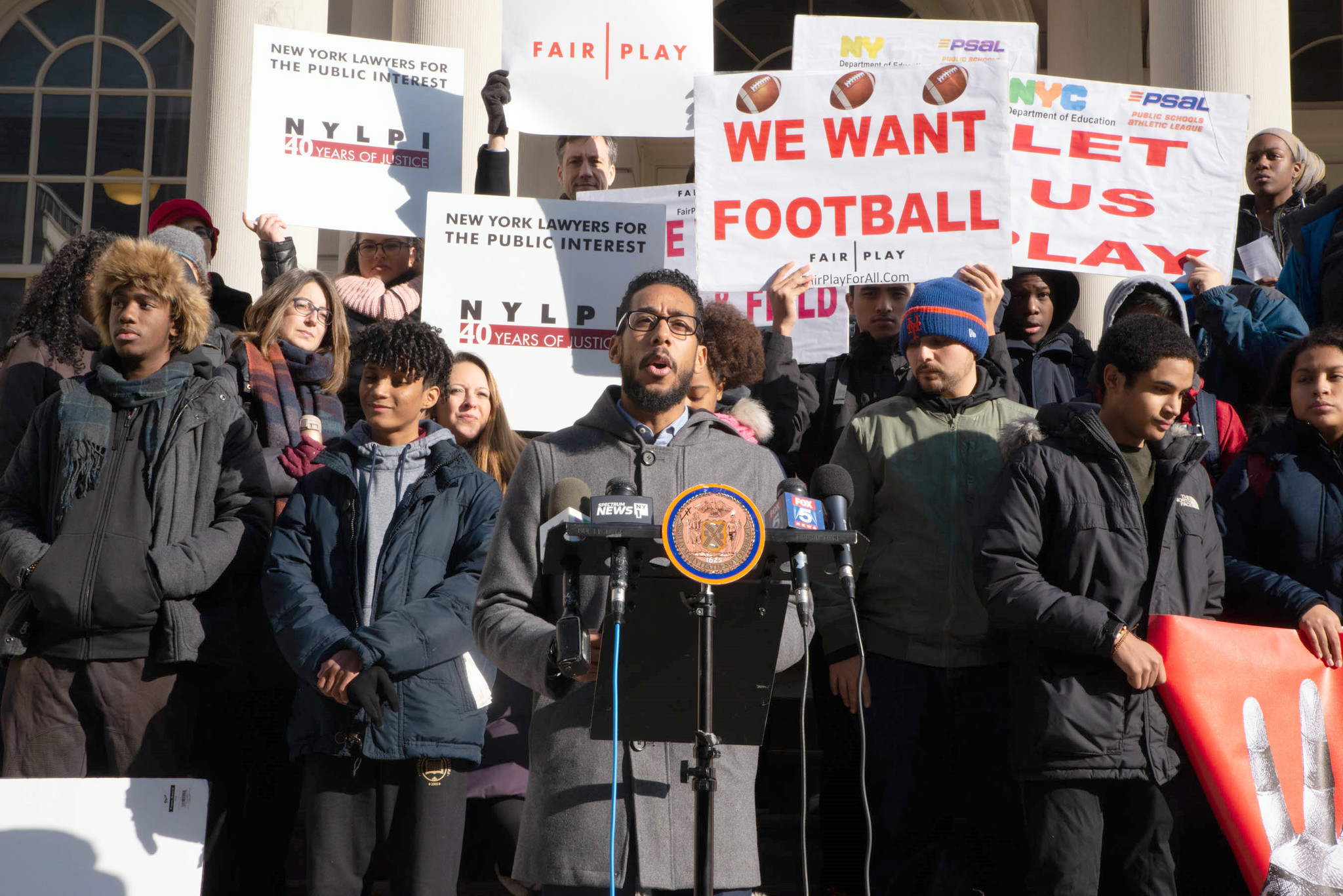 NYC kids' sports access disparities persist, new Education Dept. data shows