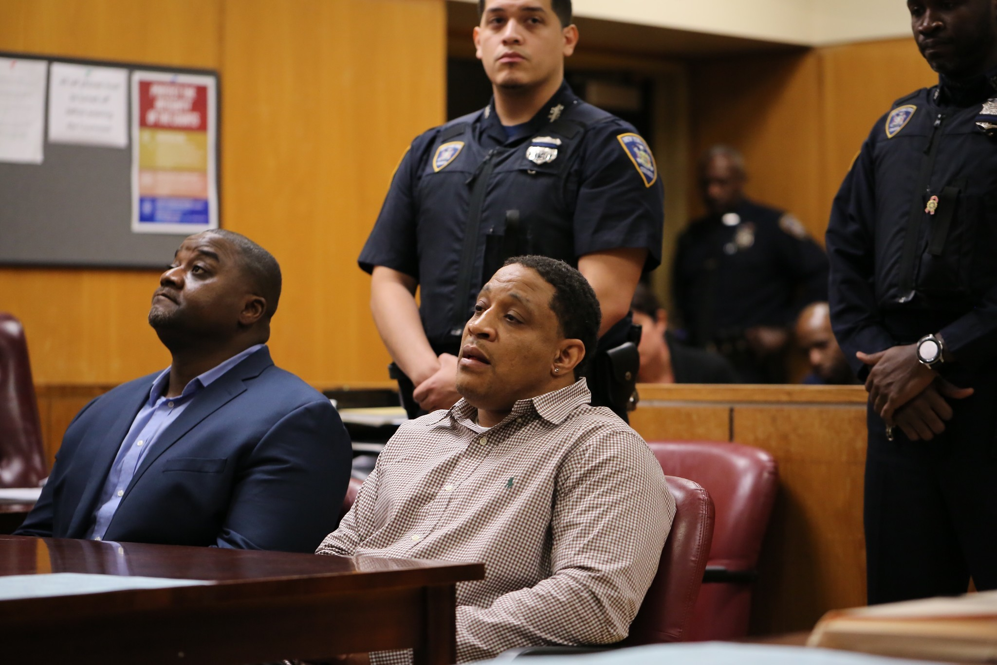 Crushed by judge's refusal to lift their convictions, two men will press appeals in 1987 slaying of French tourist in Times Square