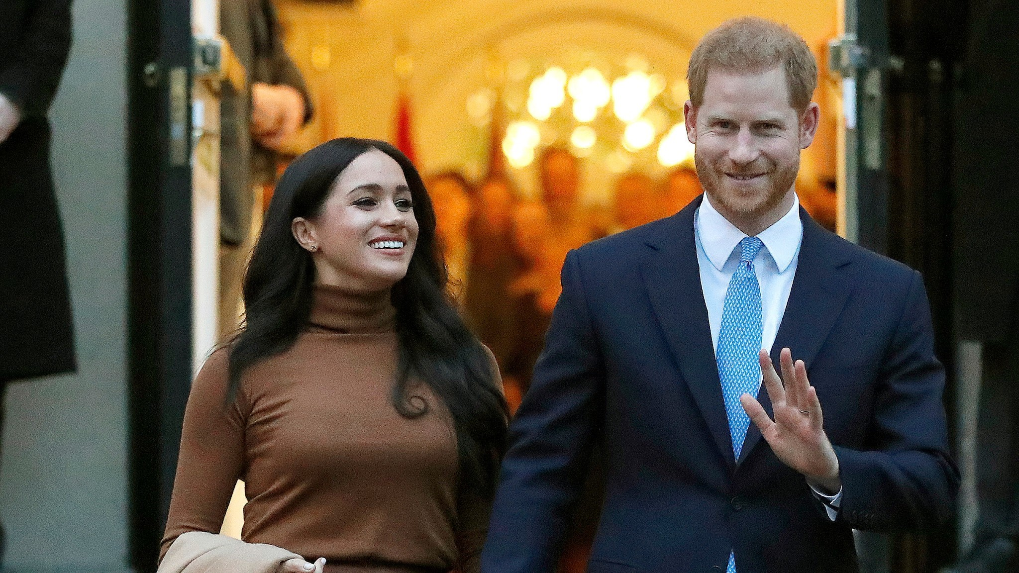 Canadians do not want their taxes paying for Prince Harry and Duchess Meghan's security