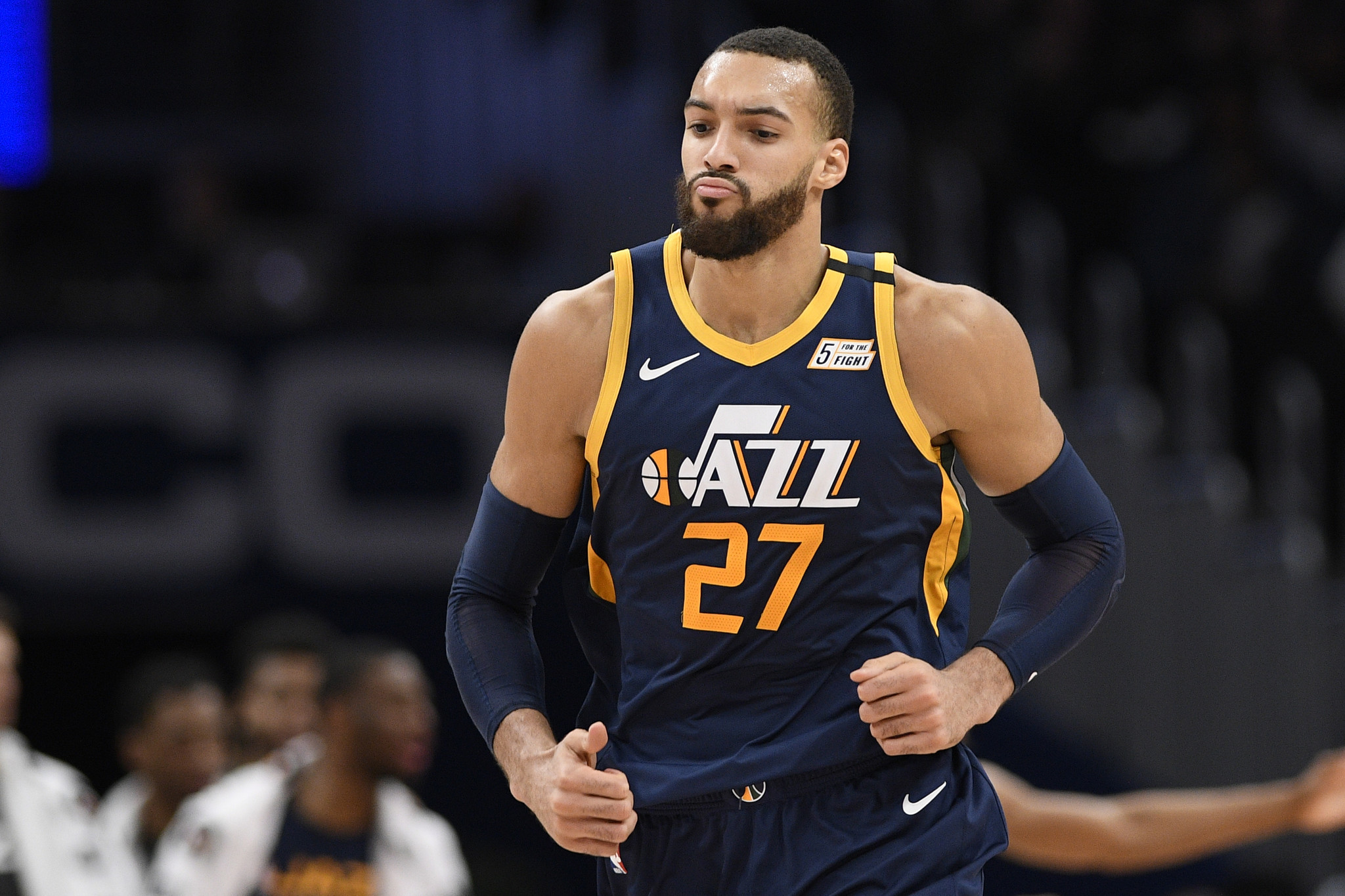 Send Rudy Gobert to the dang All-Star Game already
