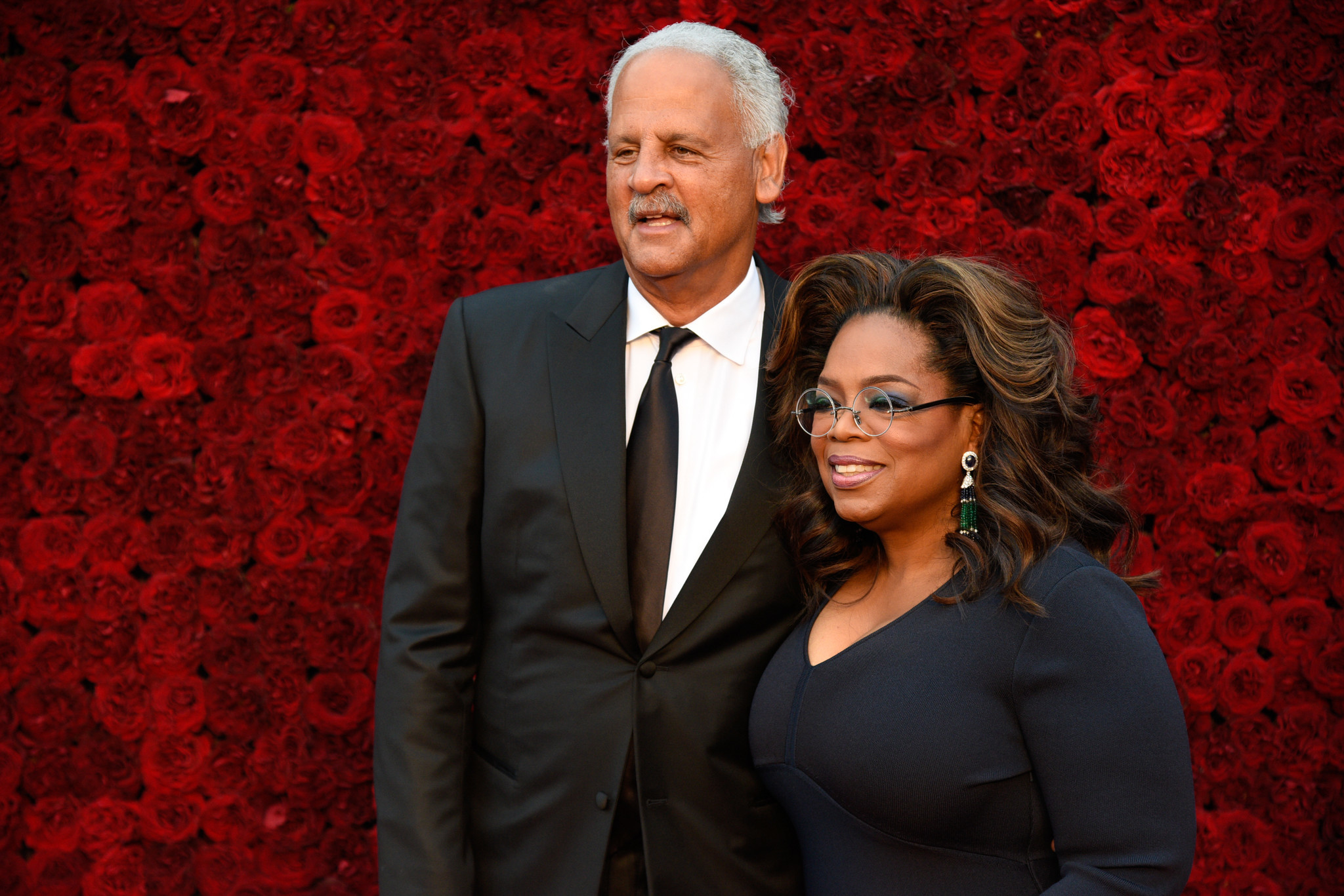 Oprah says Stedman Graham initially didn't take coronavirus seriously, is now quarantining in guest house