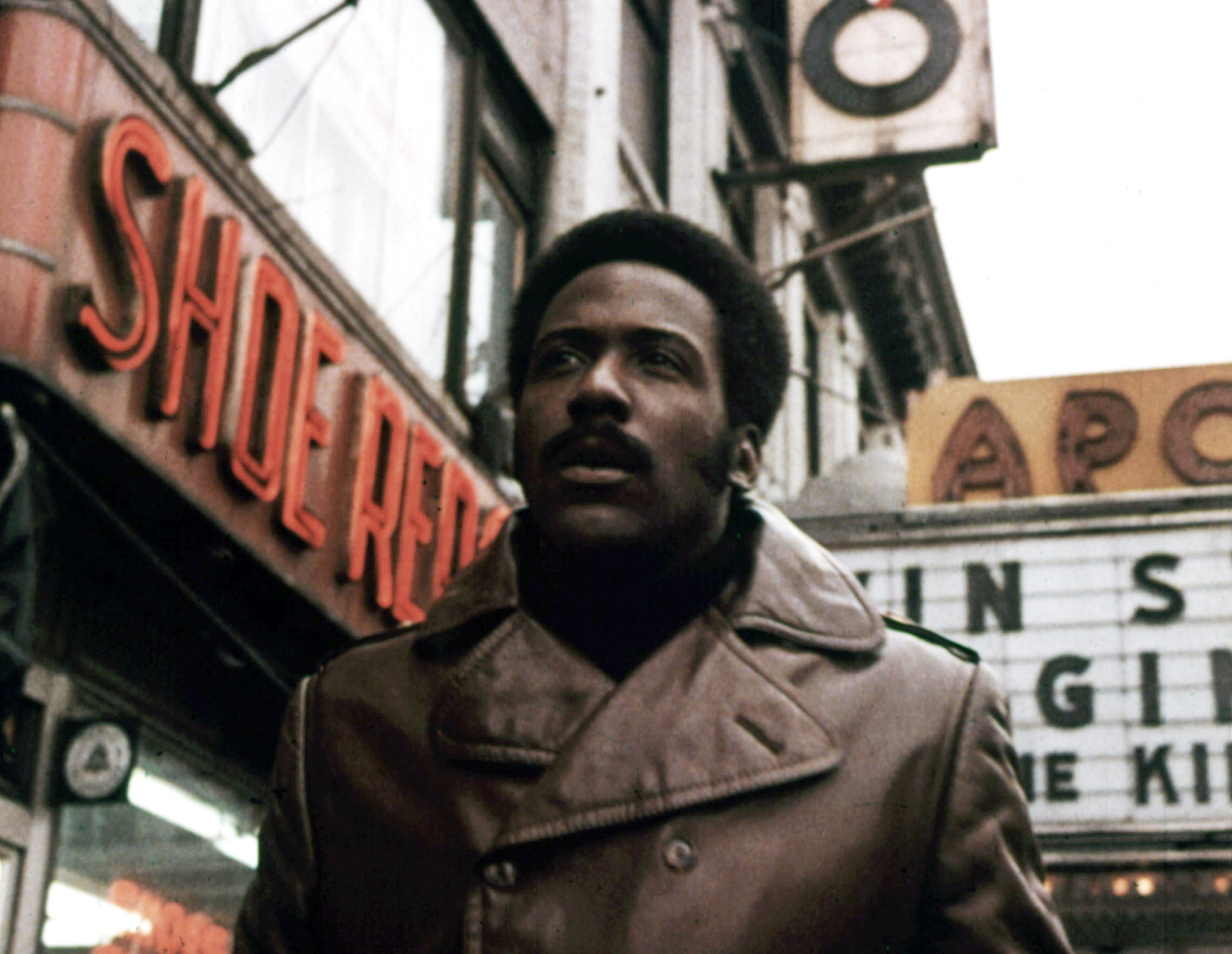 Apollo Theater to screen 'Shaft' with live score performance, half-priced tickets for Harlem residents