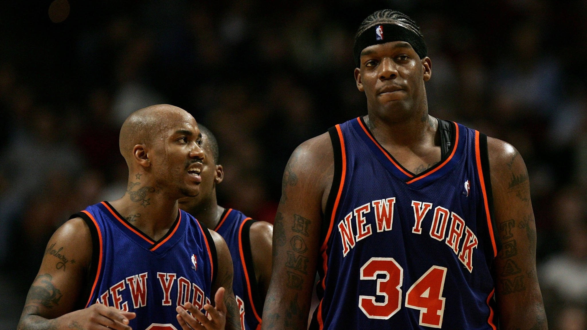 Eddy Curry opens up about the disappointments, disasters and tragedies of his career