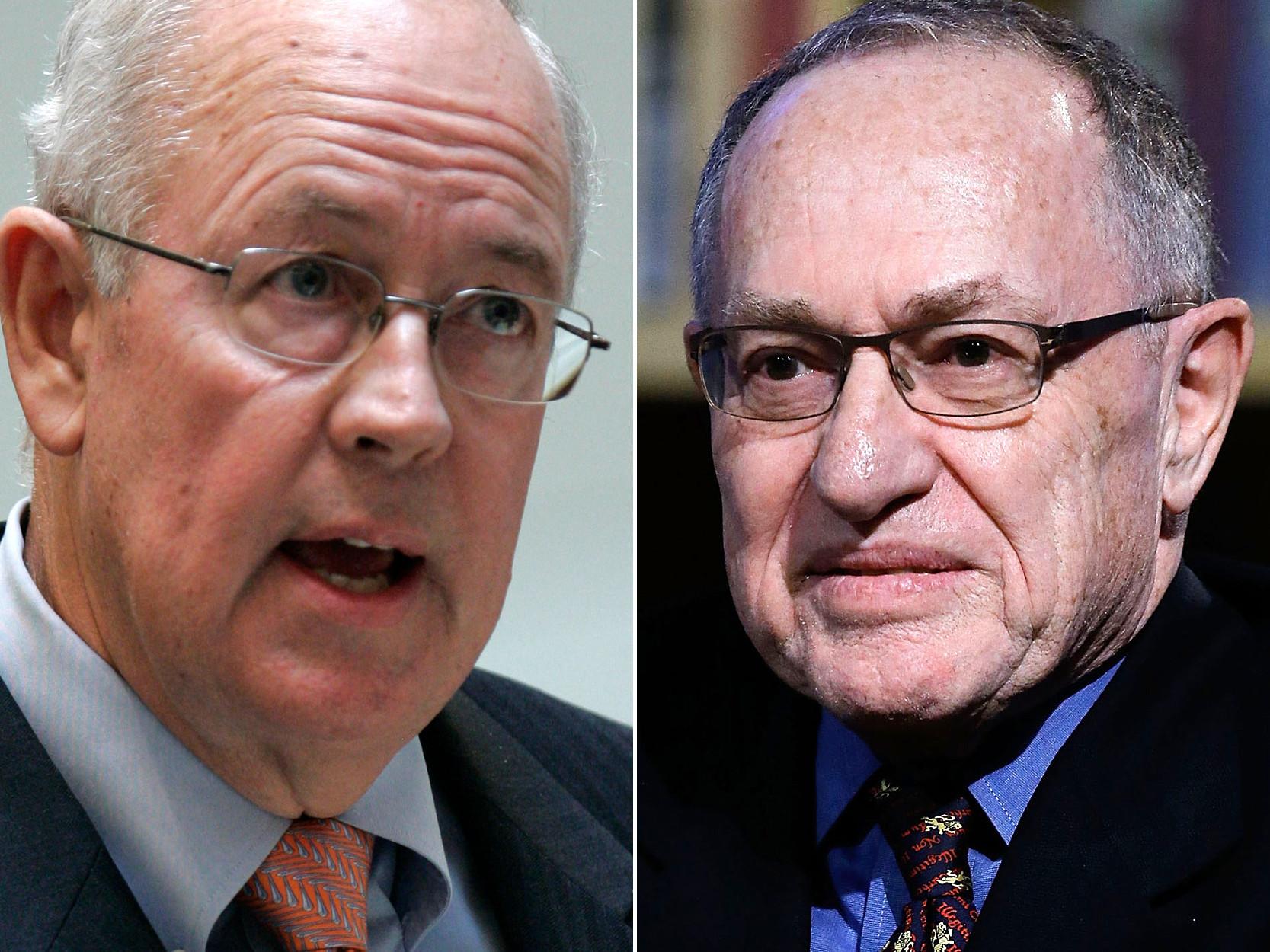 Trump impeachment trial legal team will feature Alan Dershowitz, Ken Starr, Pam Bondi