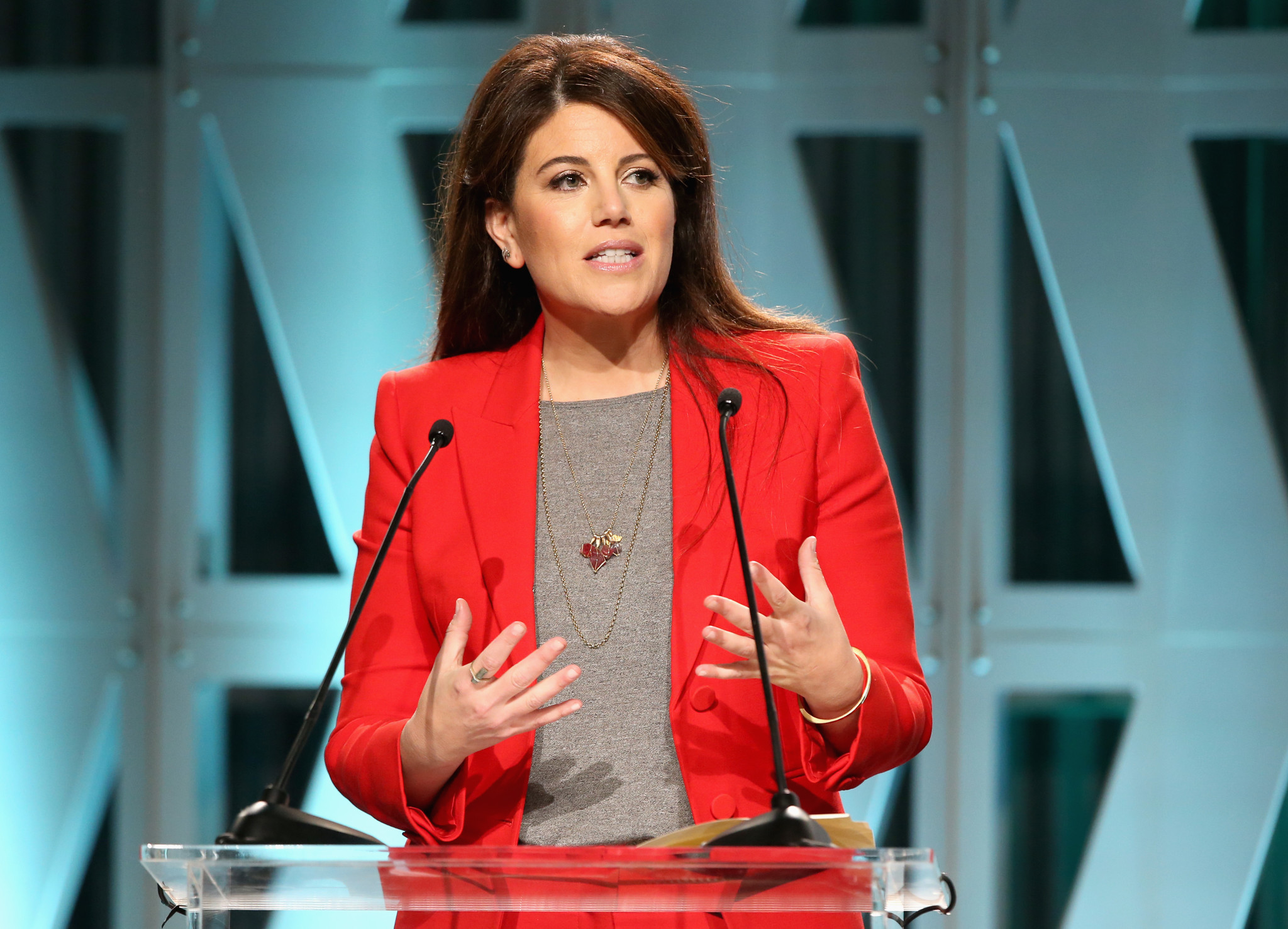 Monica Lewinsky denounces Lamar Alexander and GOP for blocking Trump impeachment witnesses