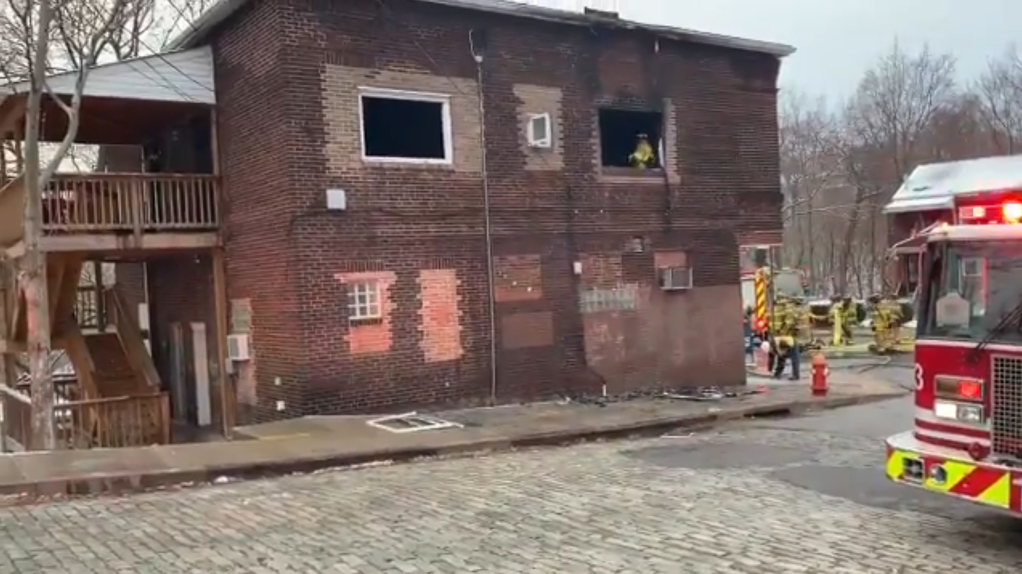 Woman accused of deliberately setting fire to transgender resource center in Pittsburgh