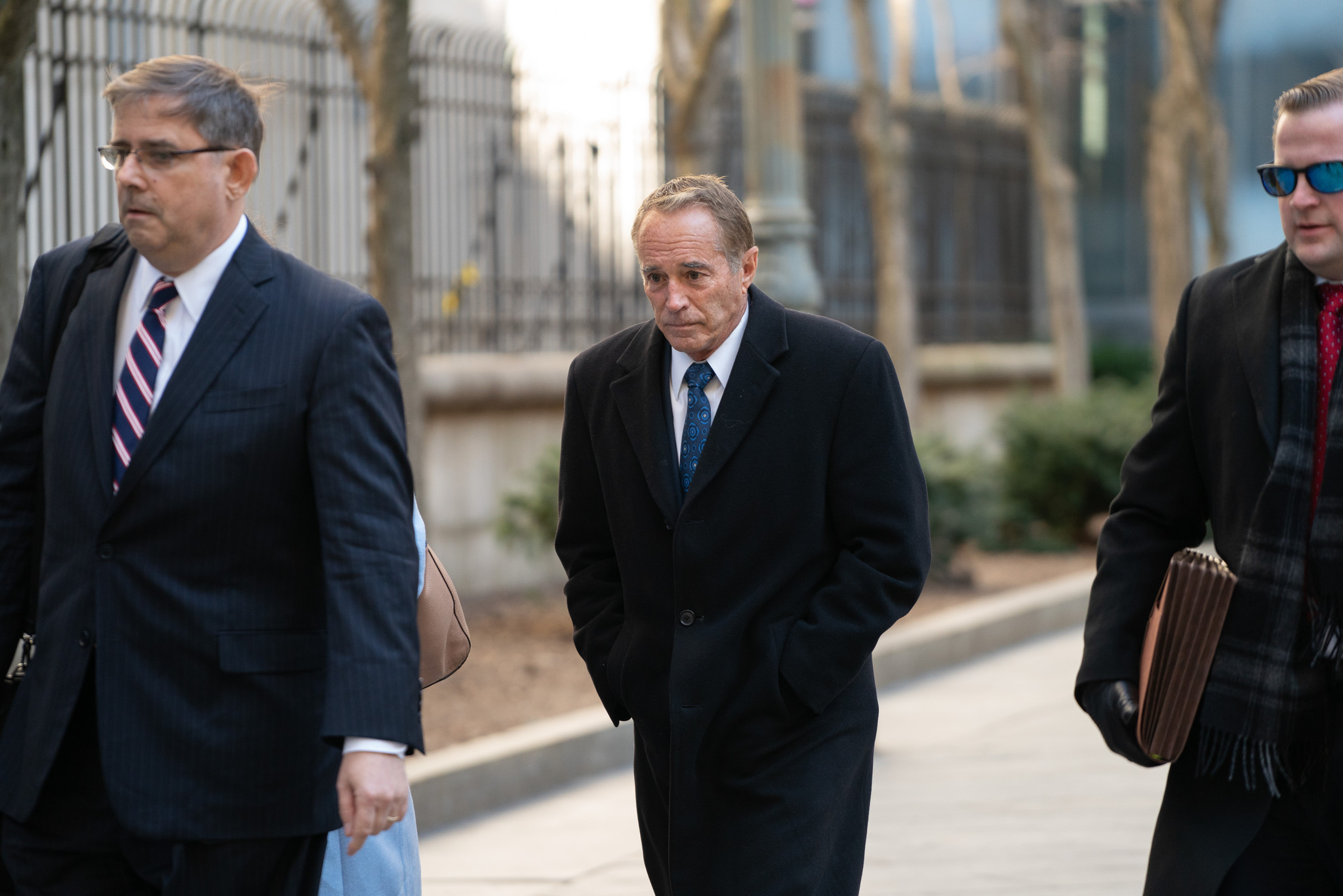 Ex-Congressman Chris Collins sentenced to 26 months for insider trading