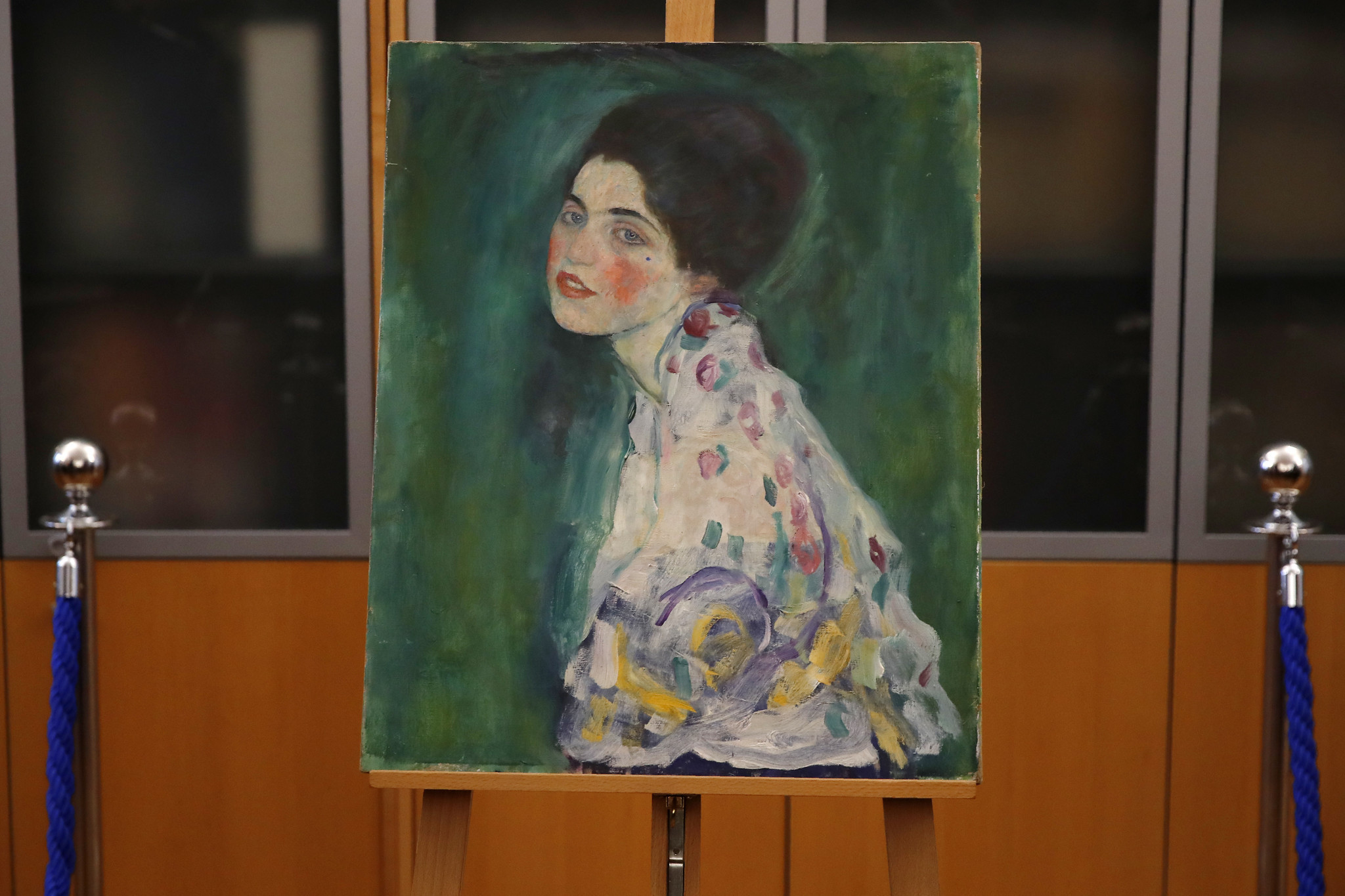 Recently found Klimt painting verified real — and worth $50M
