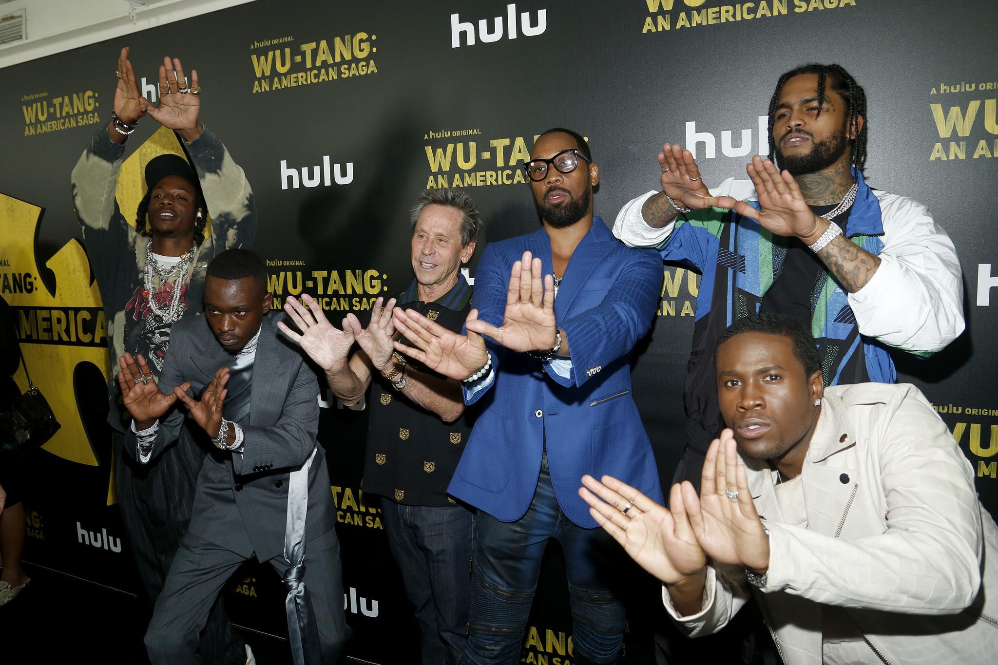 Wu-Tang Clan series renewed for second season
