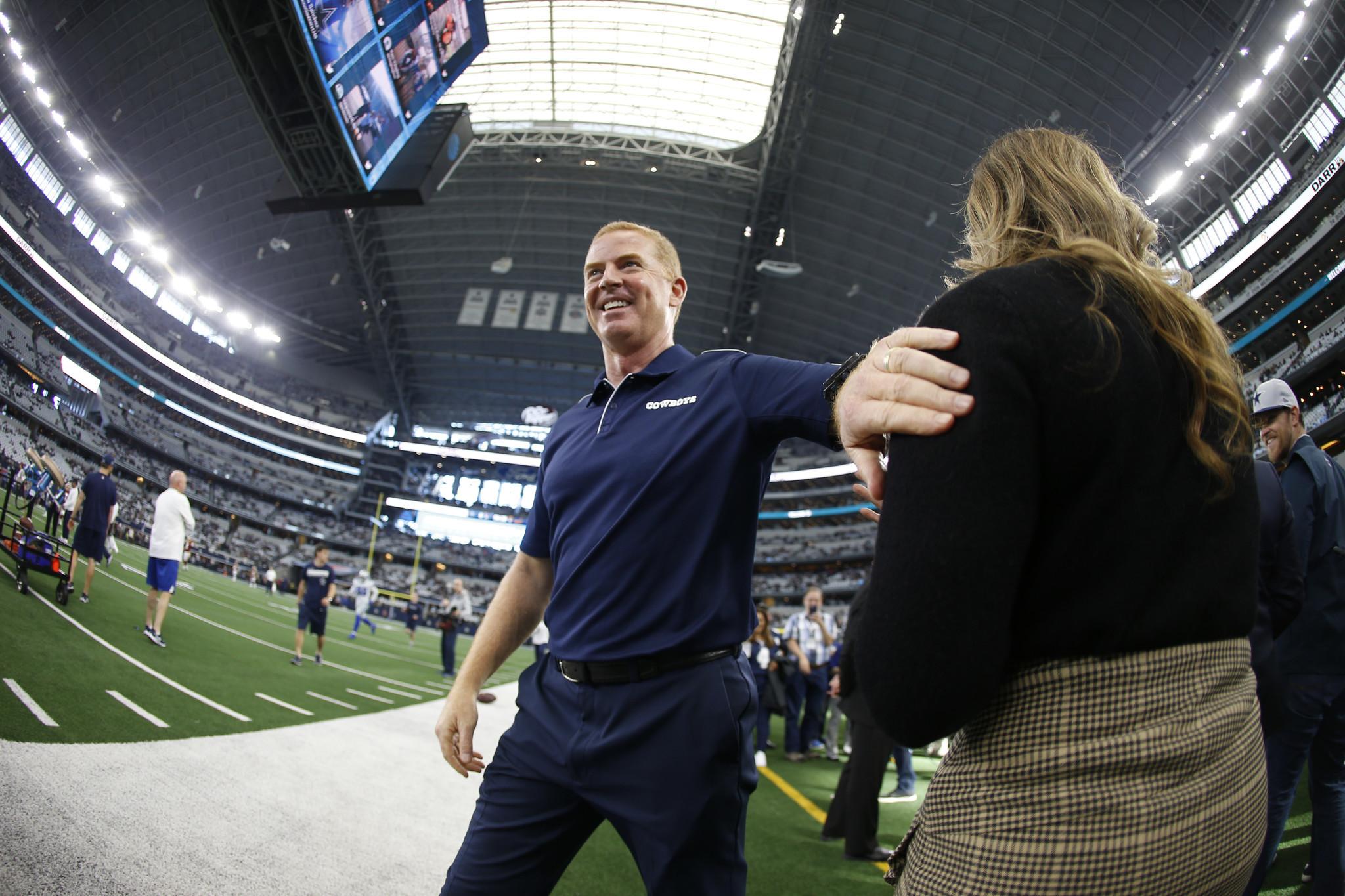 Giants hiring ex-Cowboys coach Jason Garrett as offensive coordinator