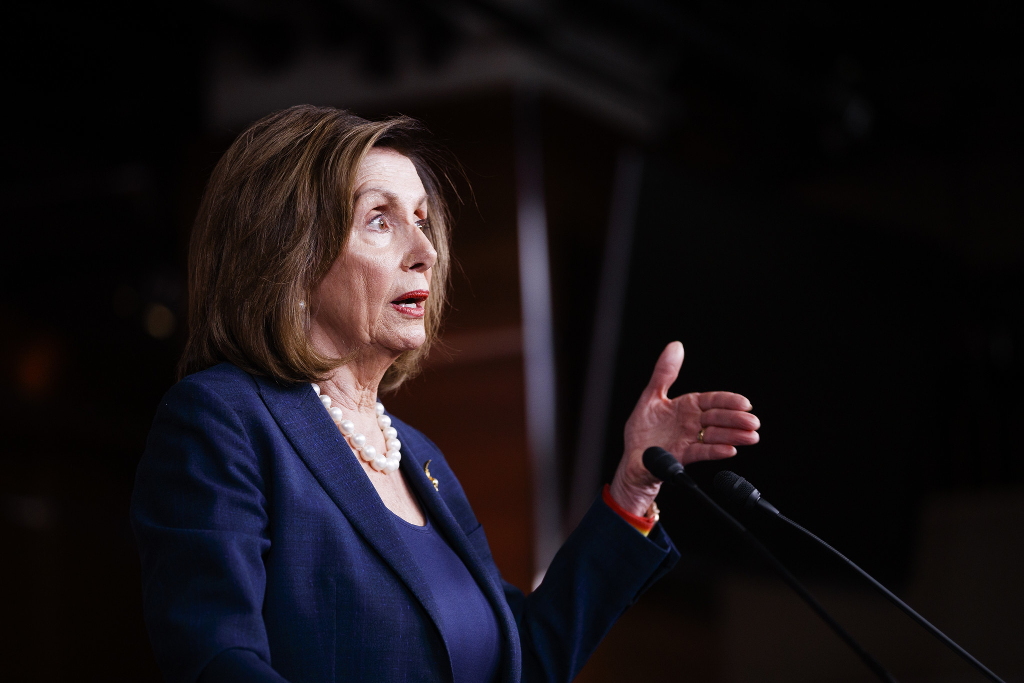 Pelosi's strategy worked brilliantly: How her delay to send over the articles of impeachment paid off