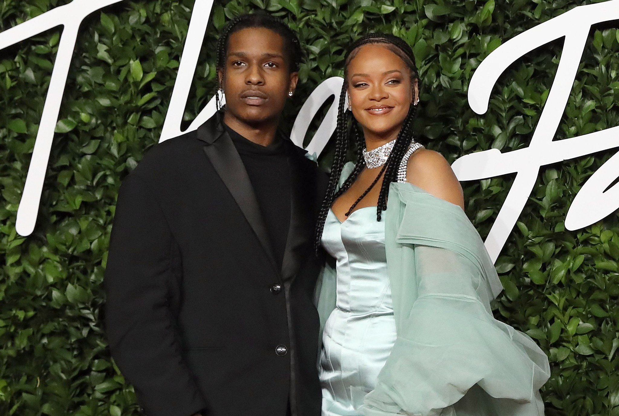 Rihanna spotted with A$AP Rocky hours after reported split with billionaire boyfriend Hassan Jameel