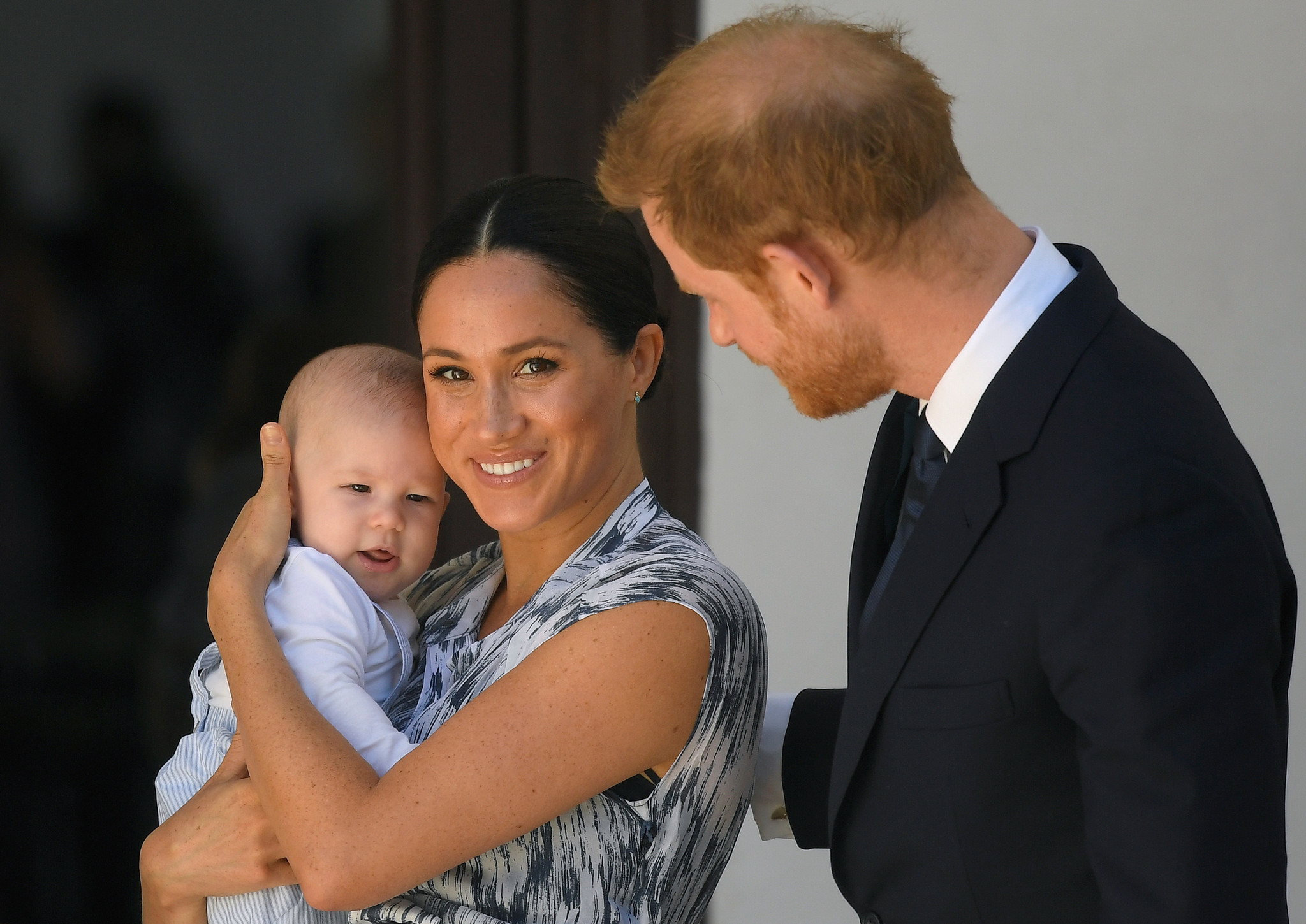 Meghan Markle's attempts to maintain baby Archie's privacy reportedly facto...