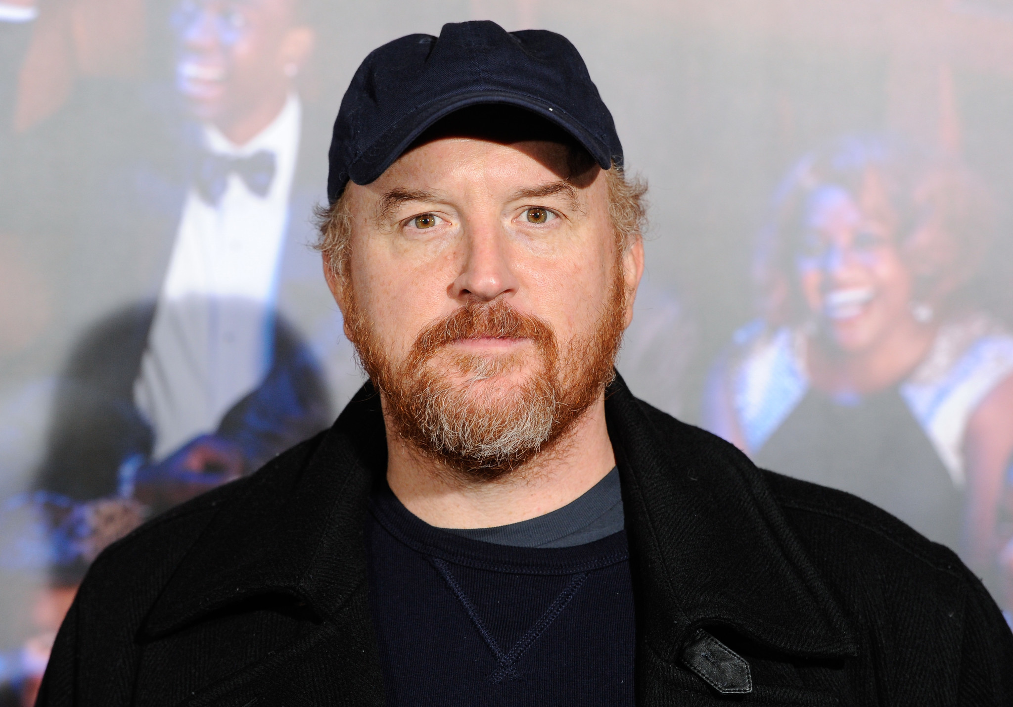 Louis C.K. drops into 'Slave Play' on Broadway, gets scolded by playwright Jeremy O. Harris