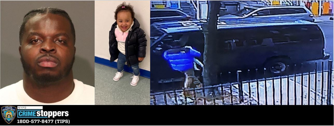 Bronx mom watches helplessly as ex snatches their 1-year-old during visit; worried cops have exhausted leads