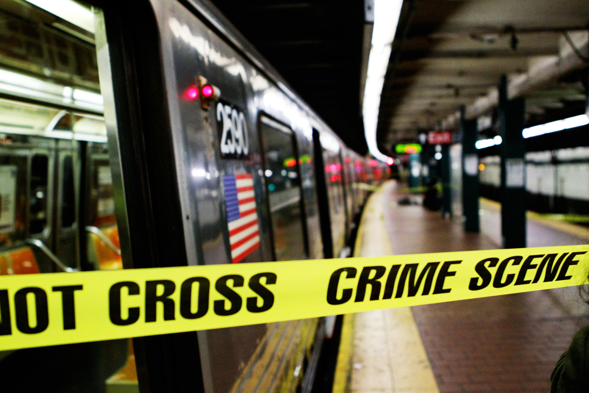 Man fatally struck by subway train in NYC's Herald Square