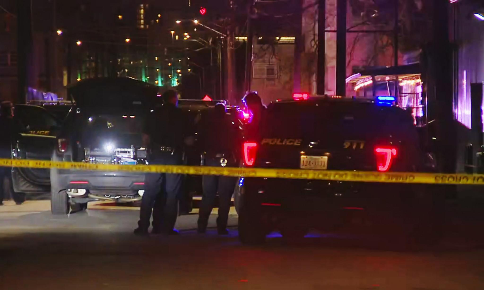 Two dead, five injured in San Antonio club shooting, manhunt underway for gunman