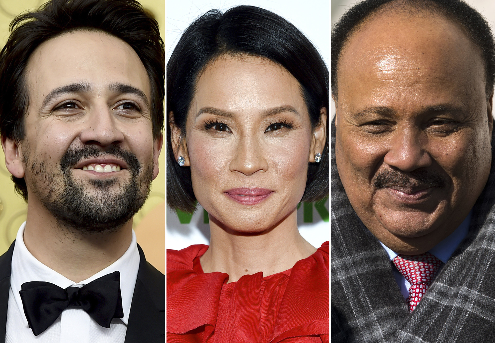Cuomo enlists help of Martin Luther King III, Lin Manuel Miranda and Lucy Liu for Census efforts