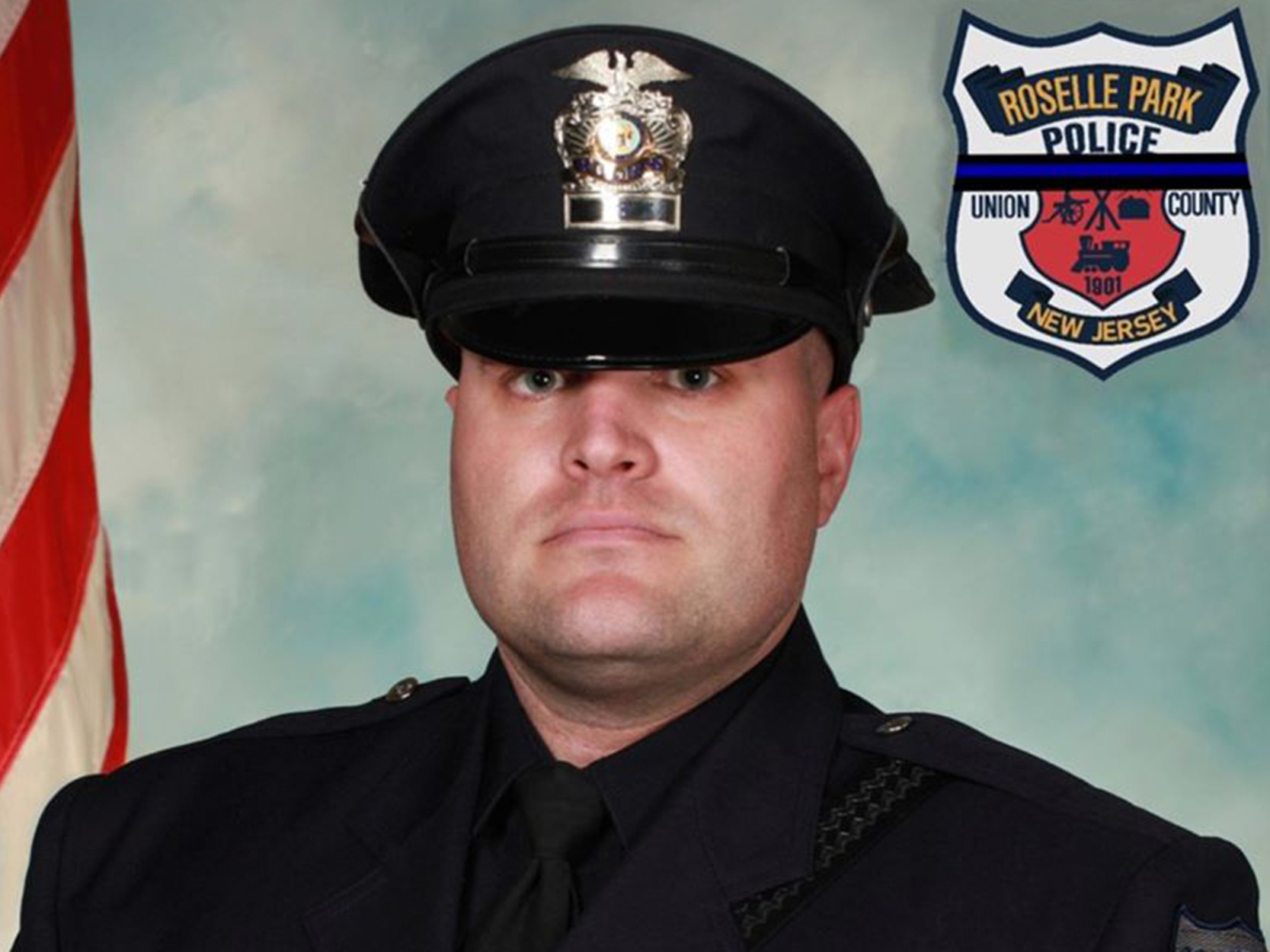 New Jersey cop who shot self after car crash was 13-year veteran of Roselle Park police department