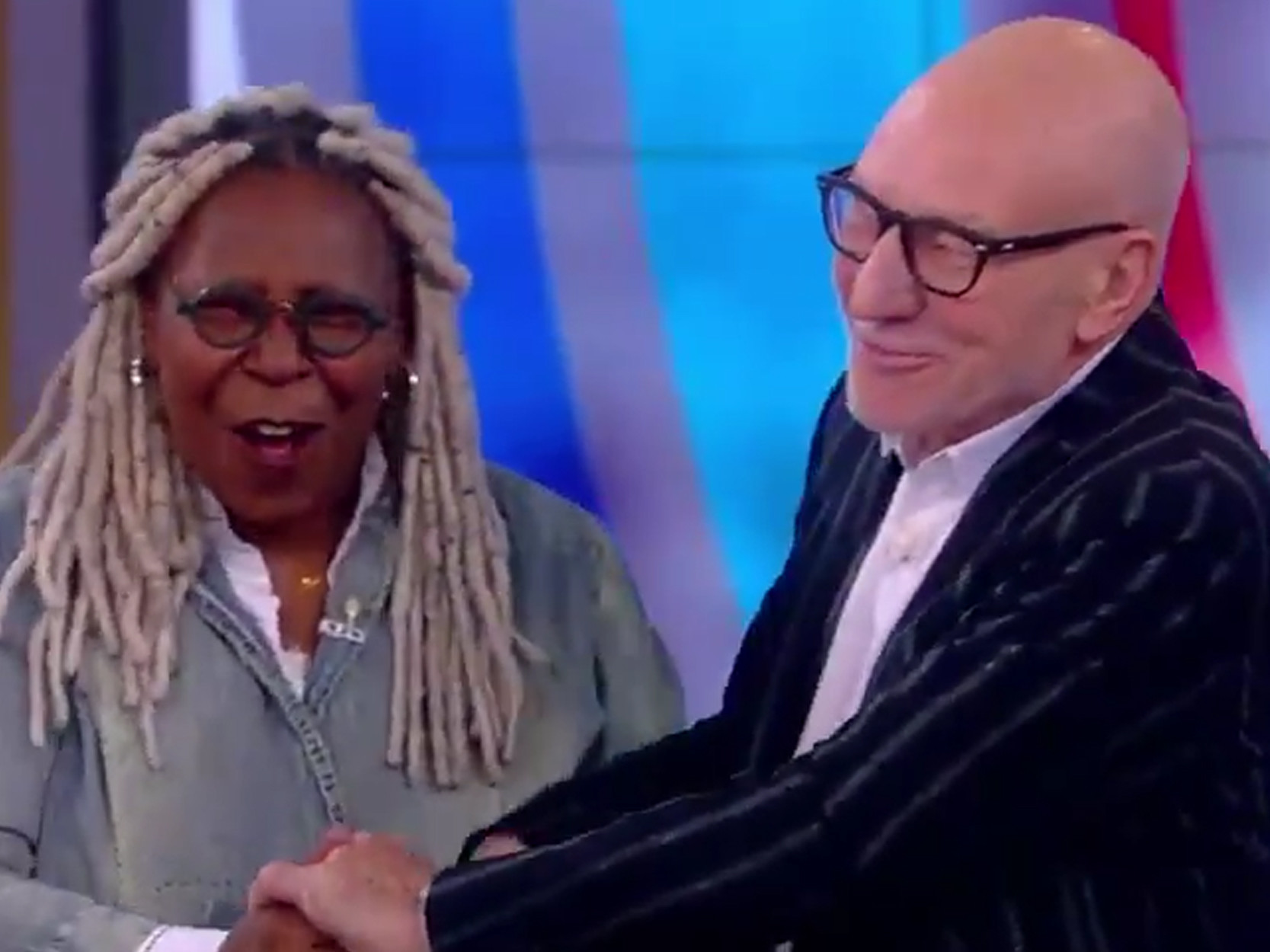 Whoopi Goldberg to return at Guinan in 'Star Trek Picard' after getting invite from Patrick Stewart on 'The View'