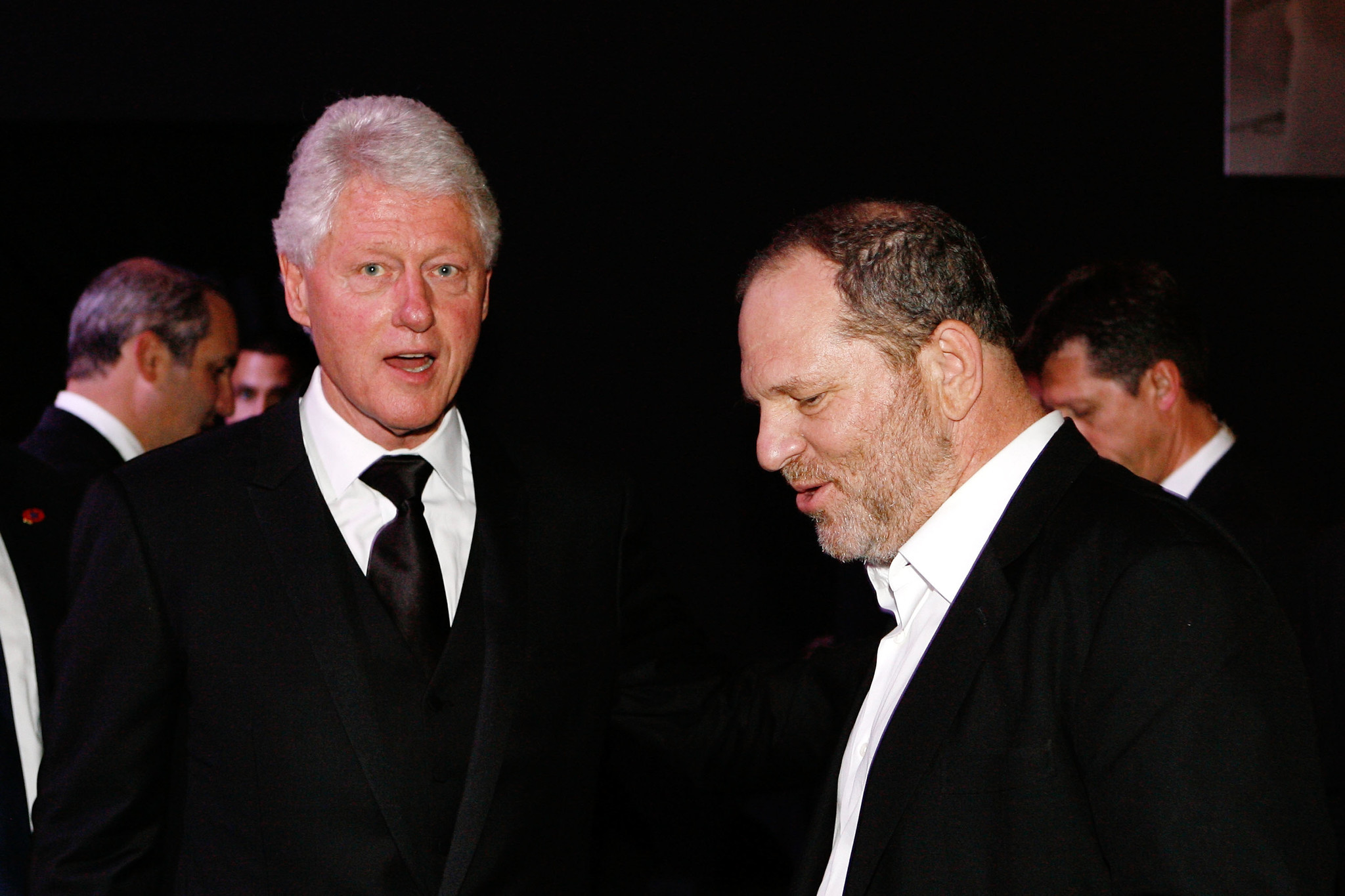 Harvey Weinstein's lawyers ask for mistrial after prosecutors link him to former President Bill Clinton