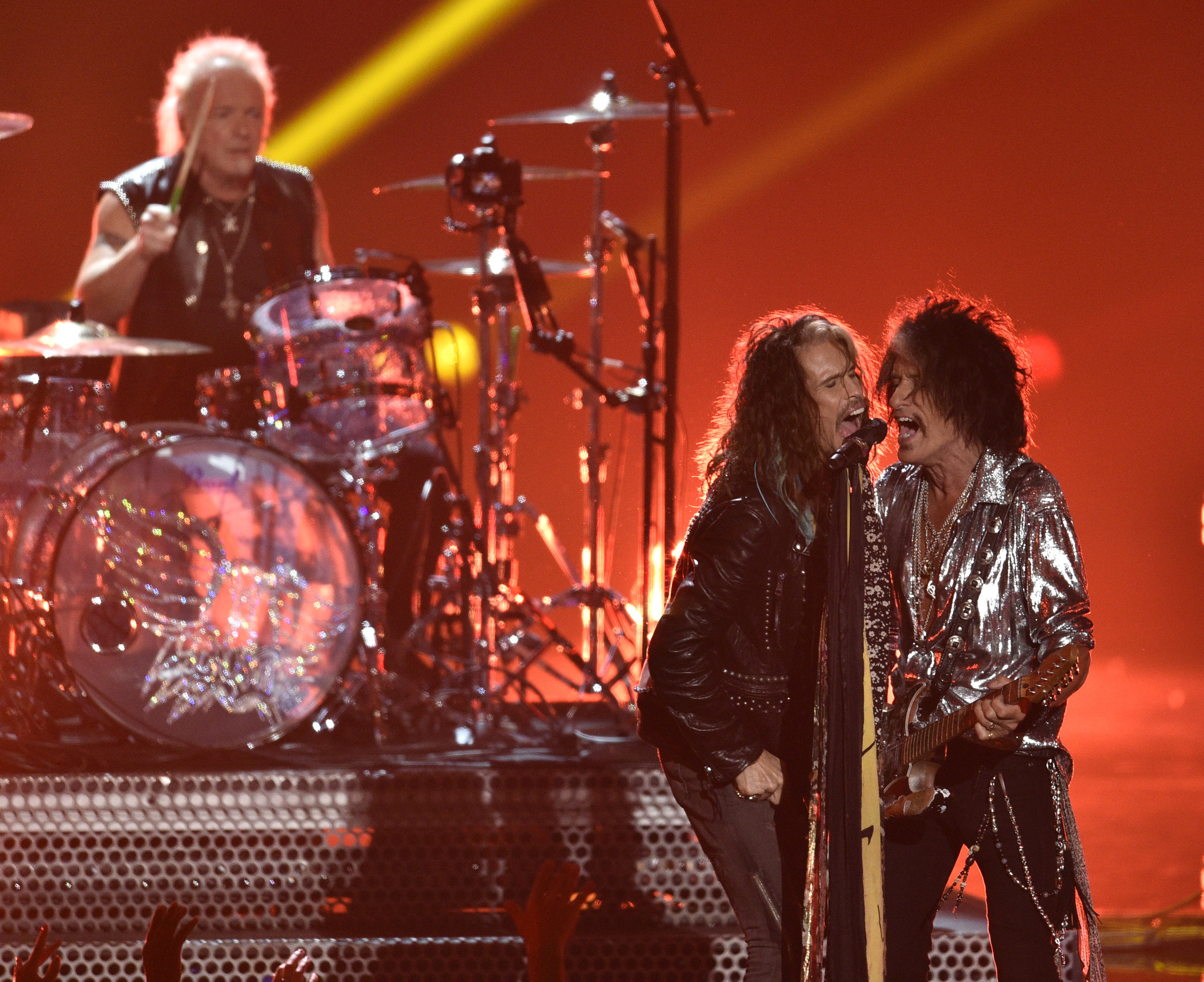 Aerosmith drummer Joey Kramer loses battle to play Grammys with iconic band, judge rules