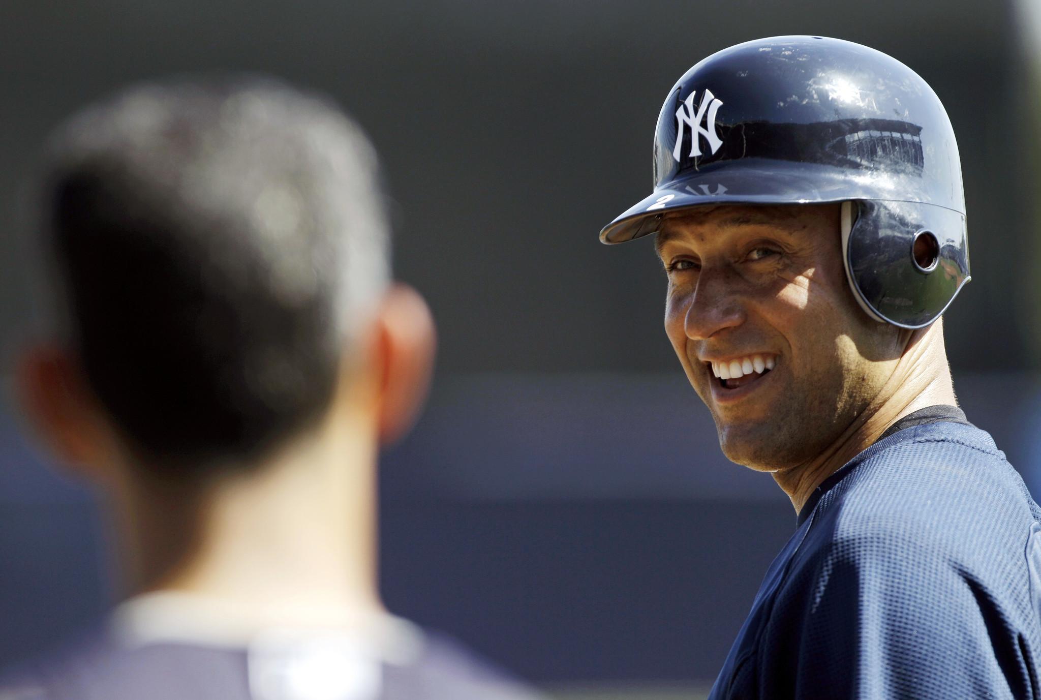 Derek Jeter blames 'instant gratification' on MLB's decline in black players