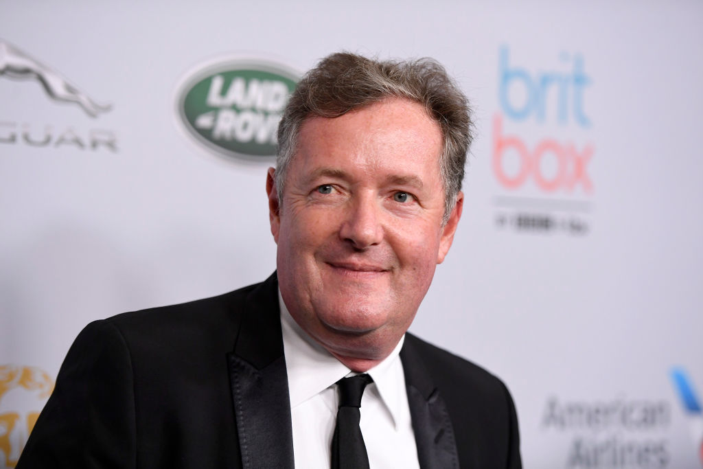 Piers Morgan says 'ching chang chong' on air, then says he wasn't mocking Chinese people