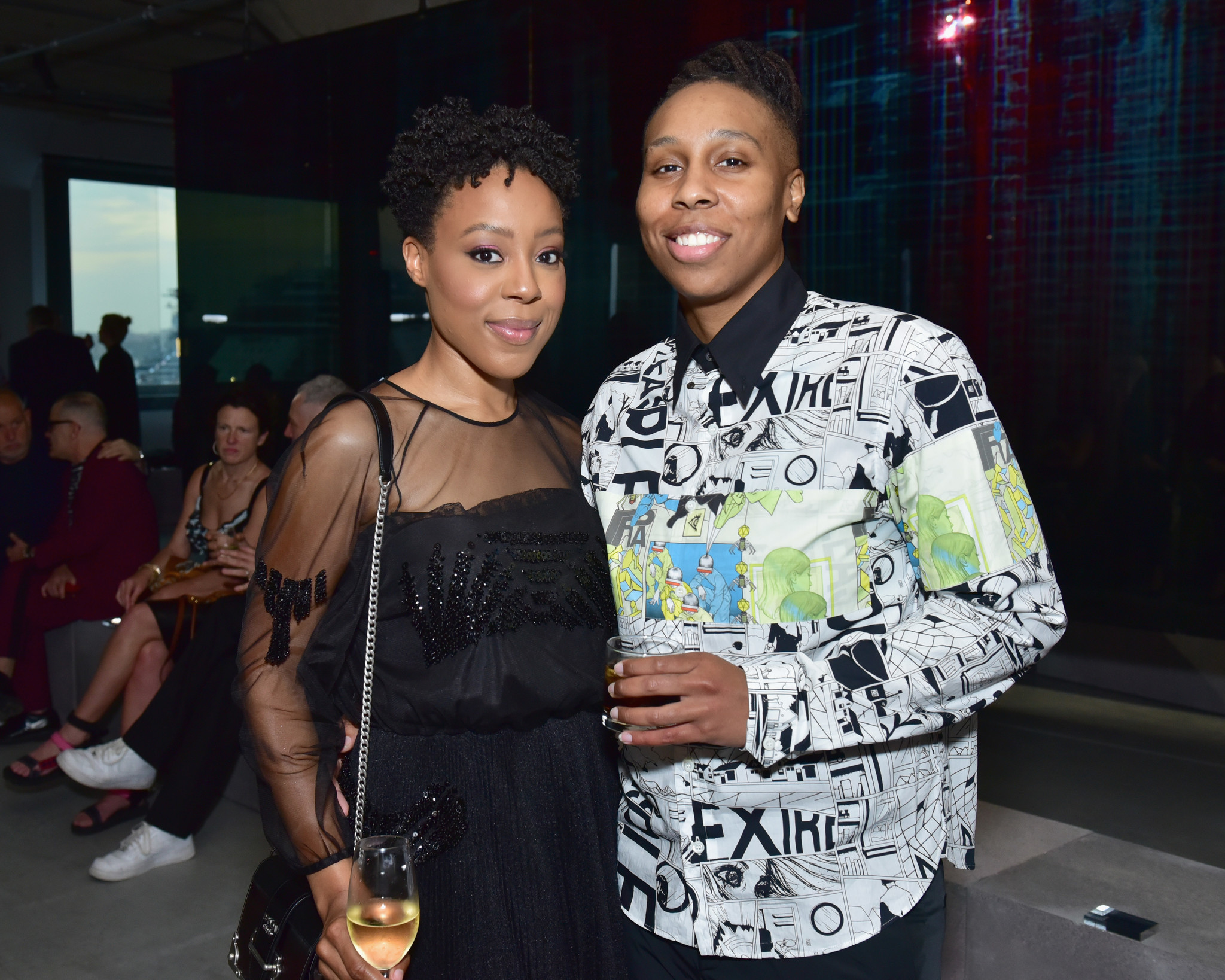 Lena Waithe and Alana Mayo split two months after announcing marriage