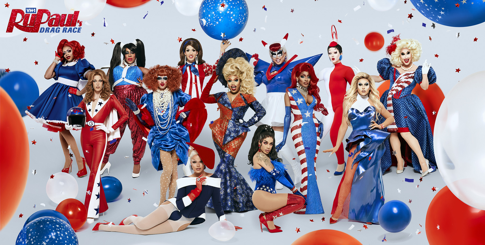 SEE IT: RuPaul announces new cast of queens for the 12th season of 'RuPaul's Drag Race'