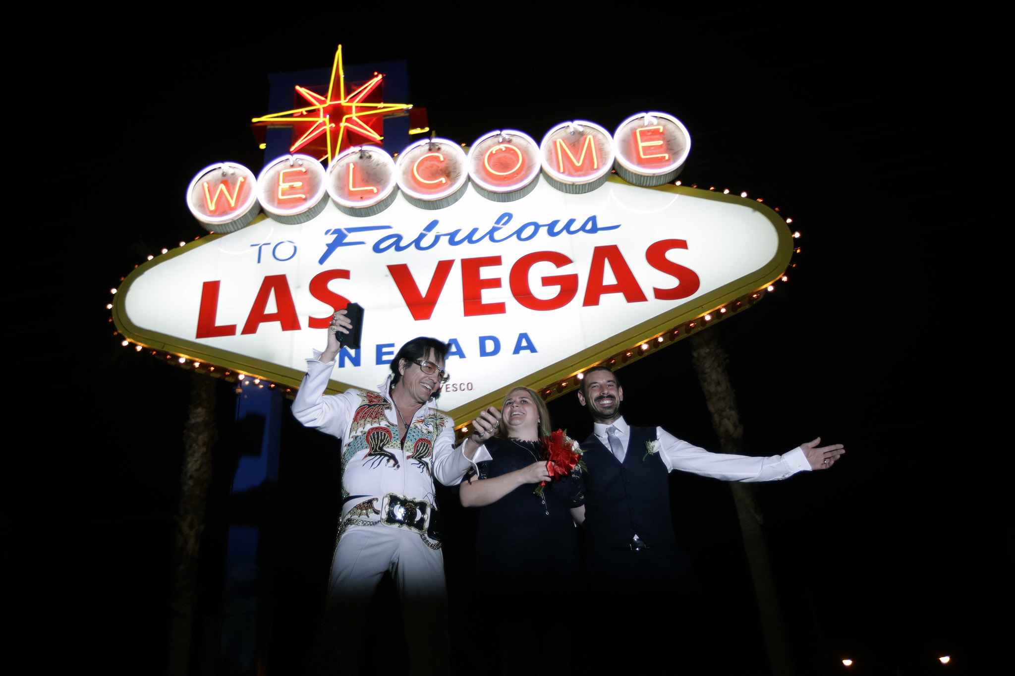 Las Vegas reportedly changing two words in its famous slogan