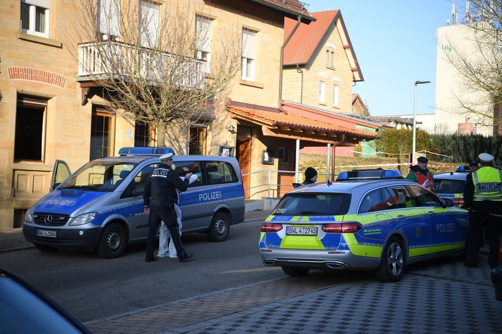 6 killed, 2 wounded in German shooting over 'family drama'