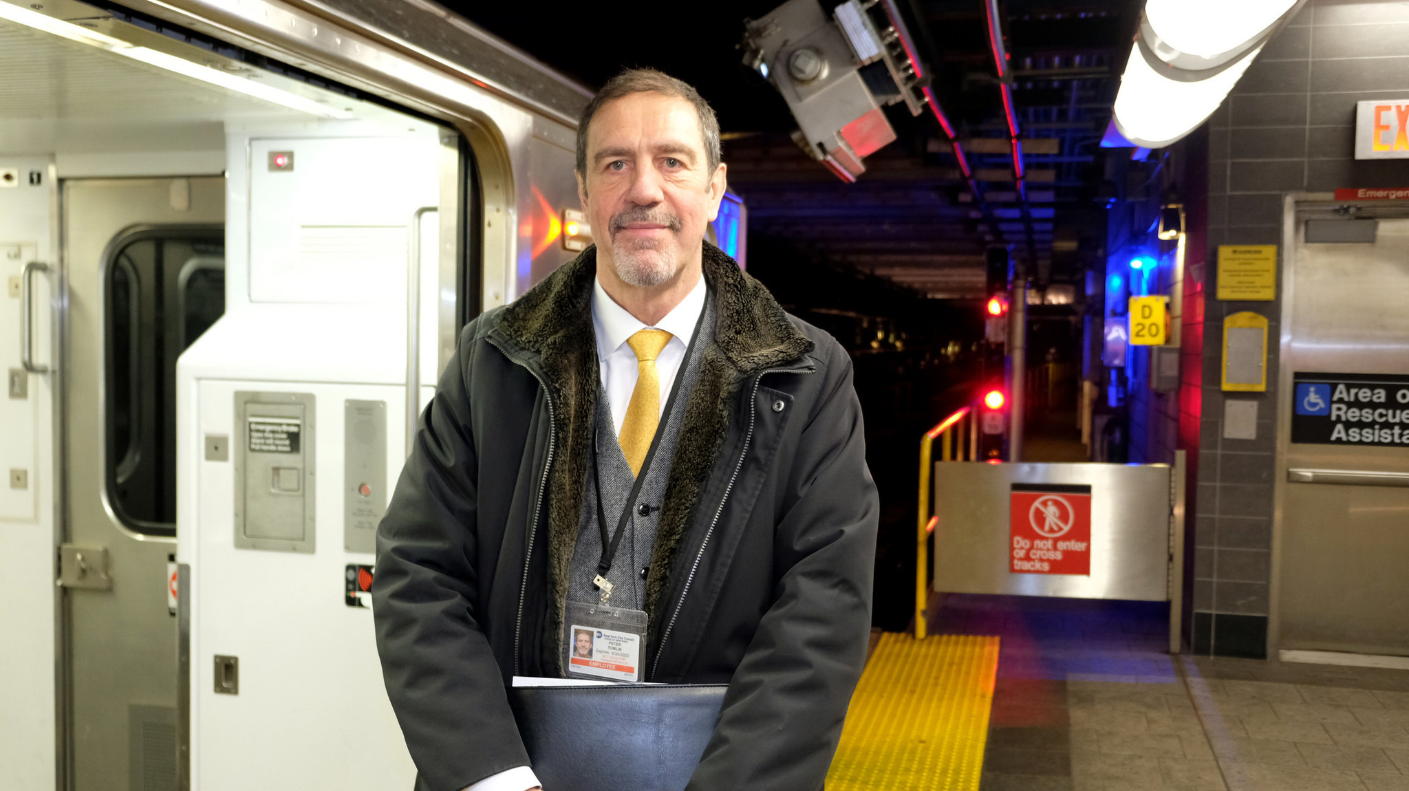 A day after losing Andy Byford as head of NYC Transit, the MTA loses another top officer