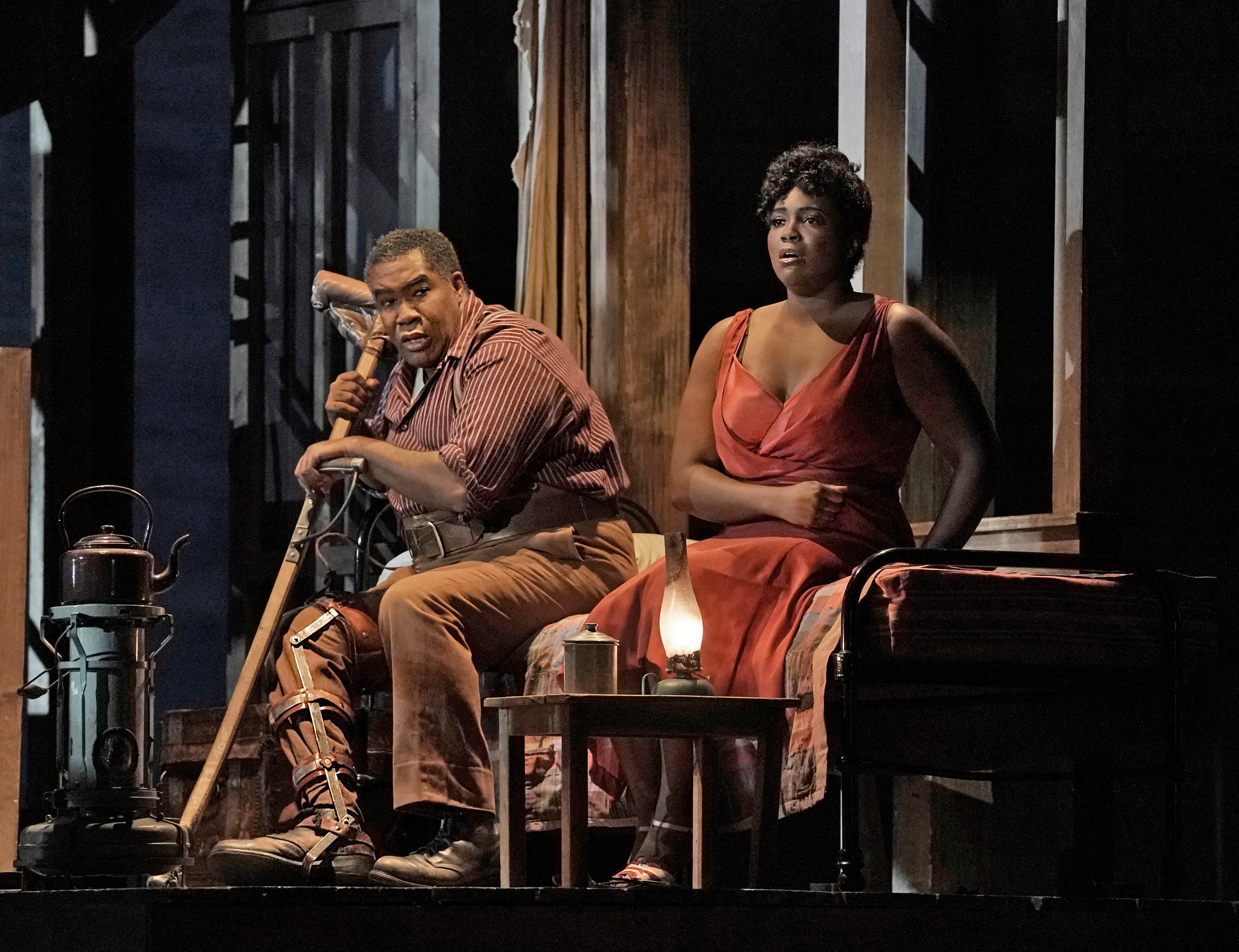 Metropolitan Opera's new production of 'Porgy and Bess' to be broadcast live in movie theaters Feb. 1