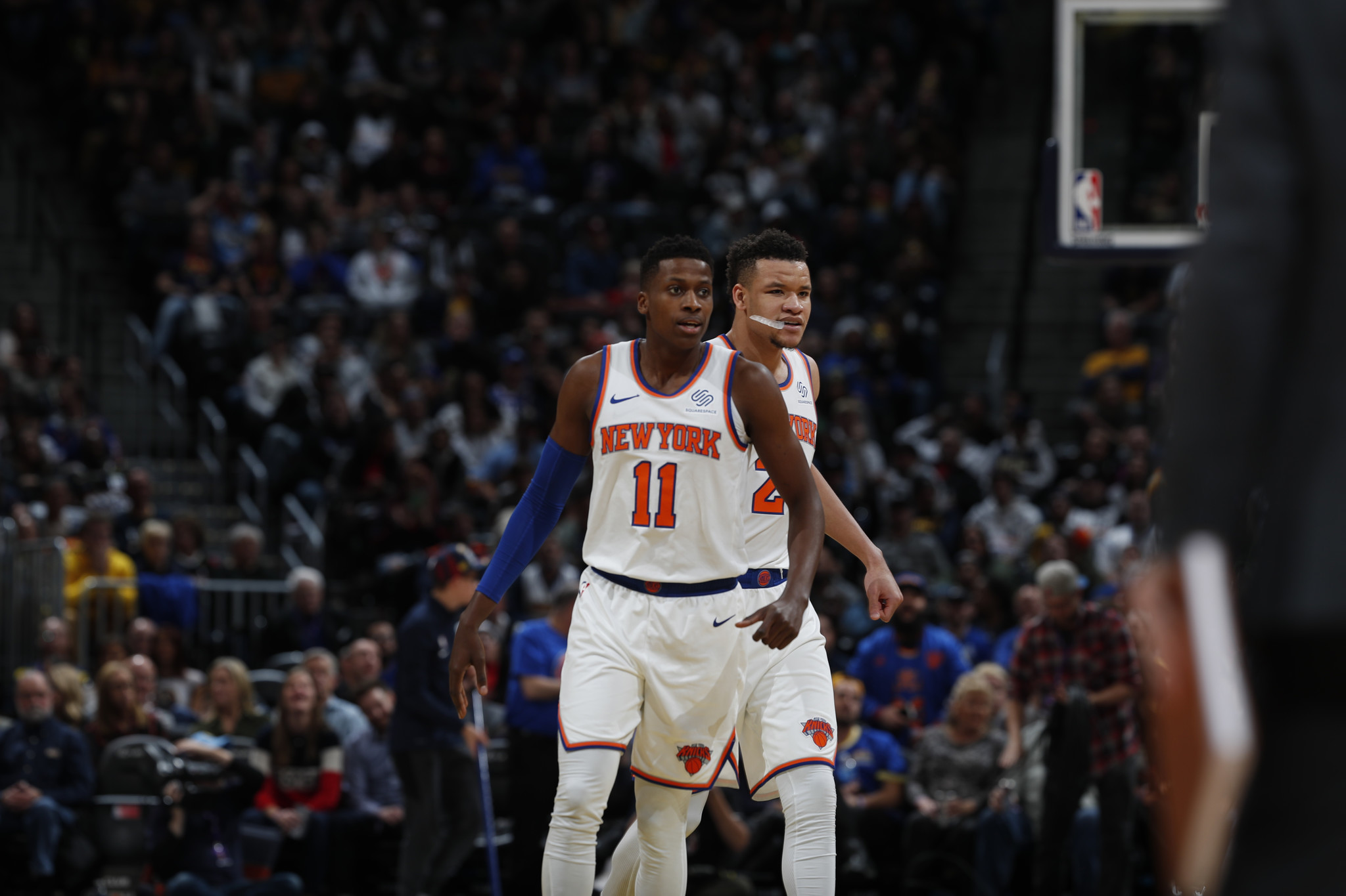 The Knicks future is getting lost in another lost season