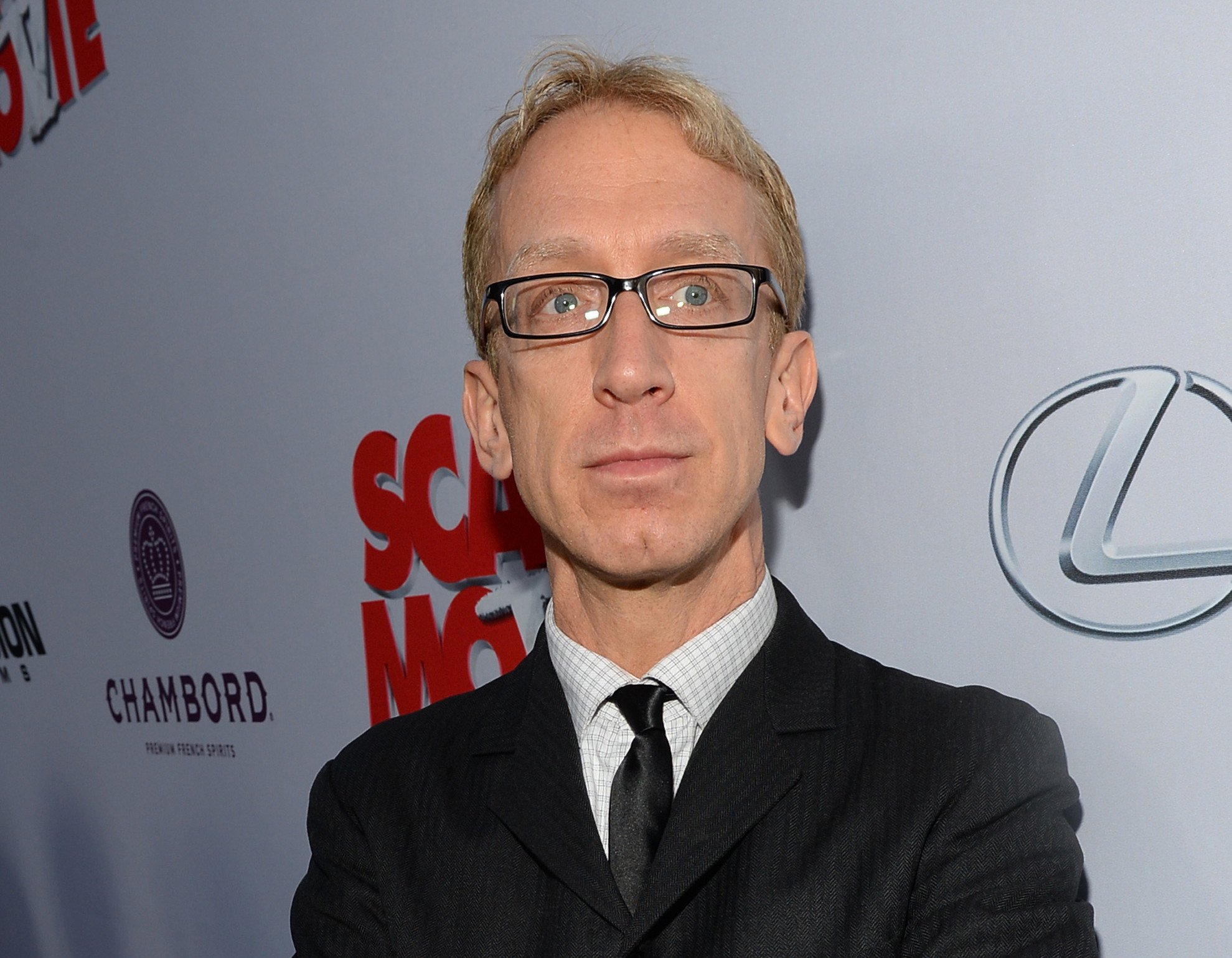 Andy Dick reportedly visually distraught after gunman shot himself in actor's art gallery