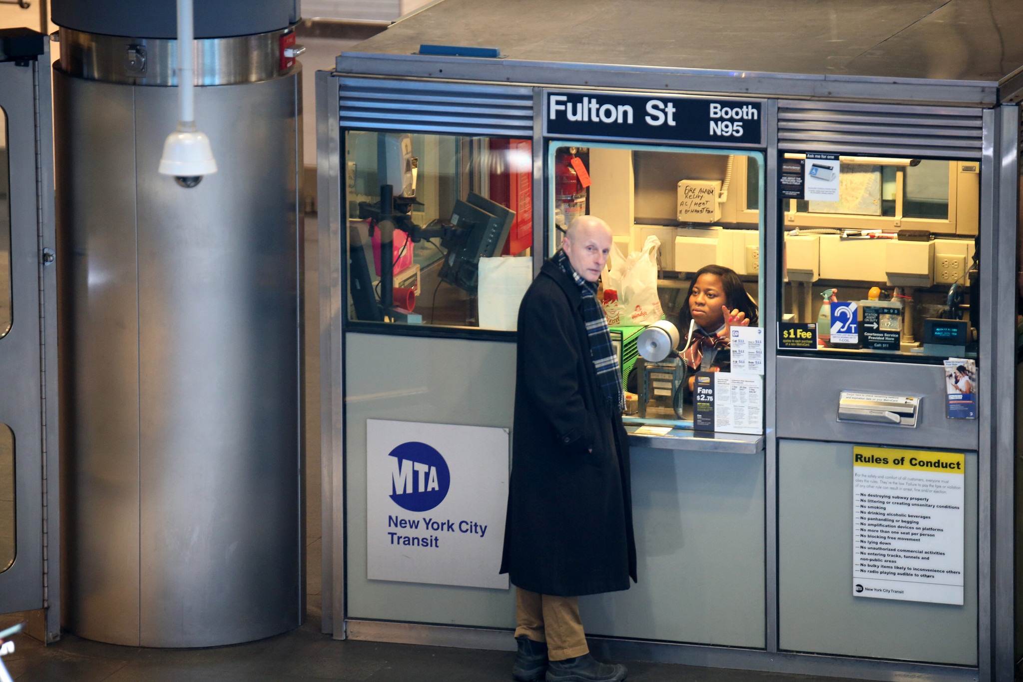 Bye-bye Byford: Departing NYC Transit chief will be remembered fondly by city's mass transit riders after two years of noticeable progress