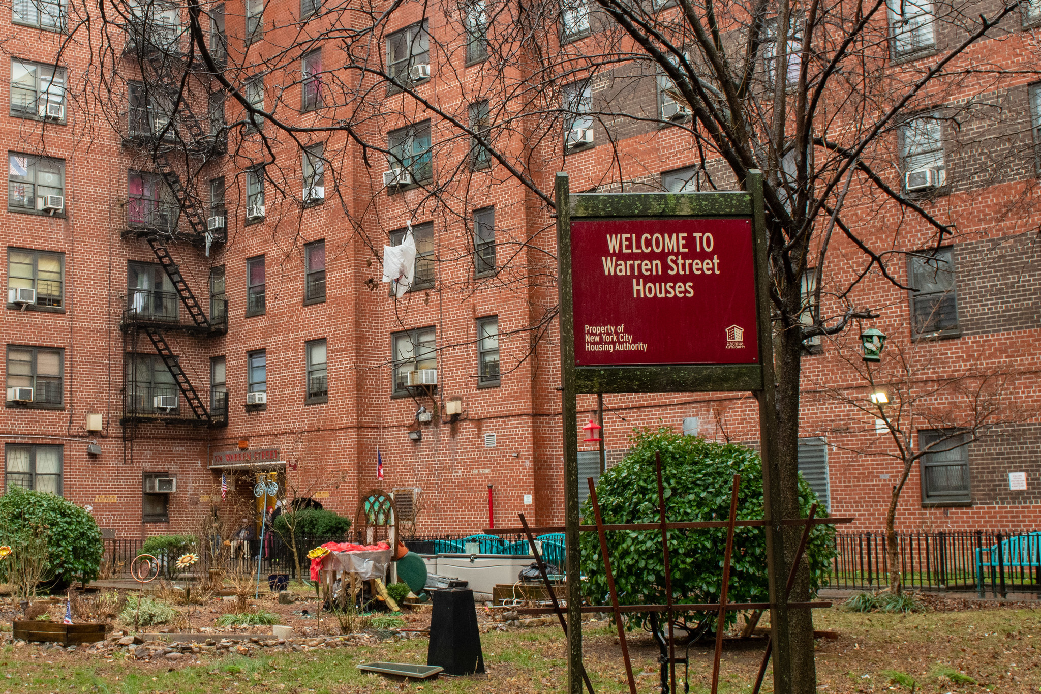 NYC public housing residents fear privatization of buildings