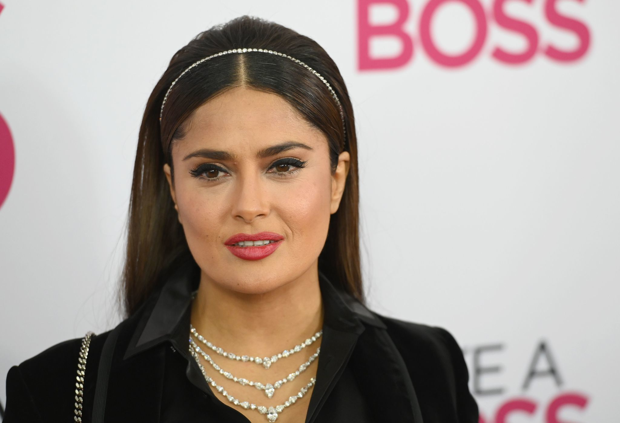 Salma Hayek apologizes for praising controversial book without reading it