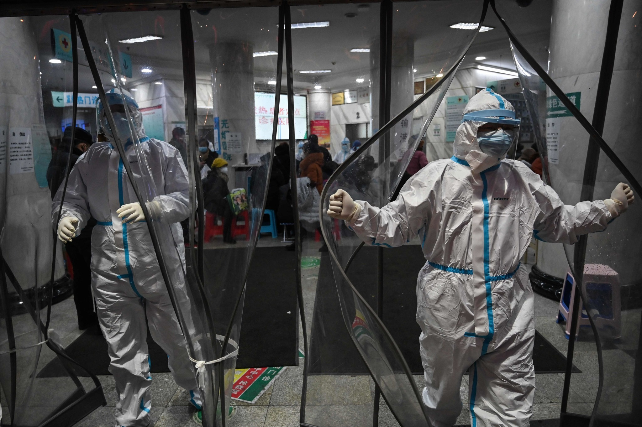 New York 'ready' to snuff coronavirus when it lands thanks to training, technology and 'secret shoppers'