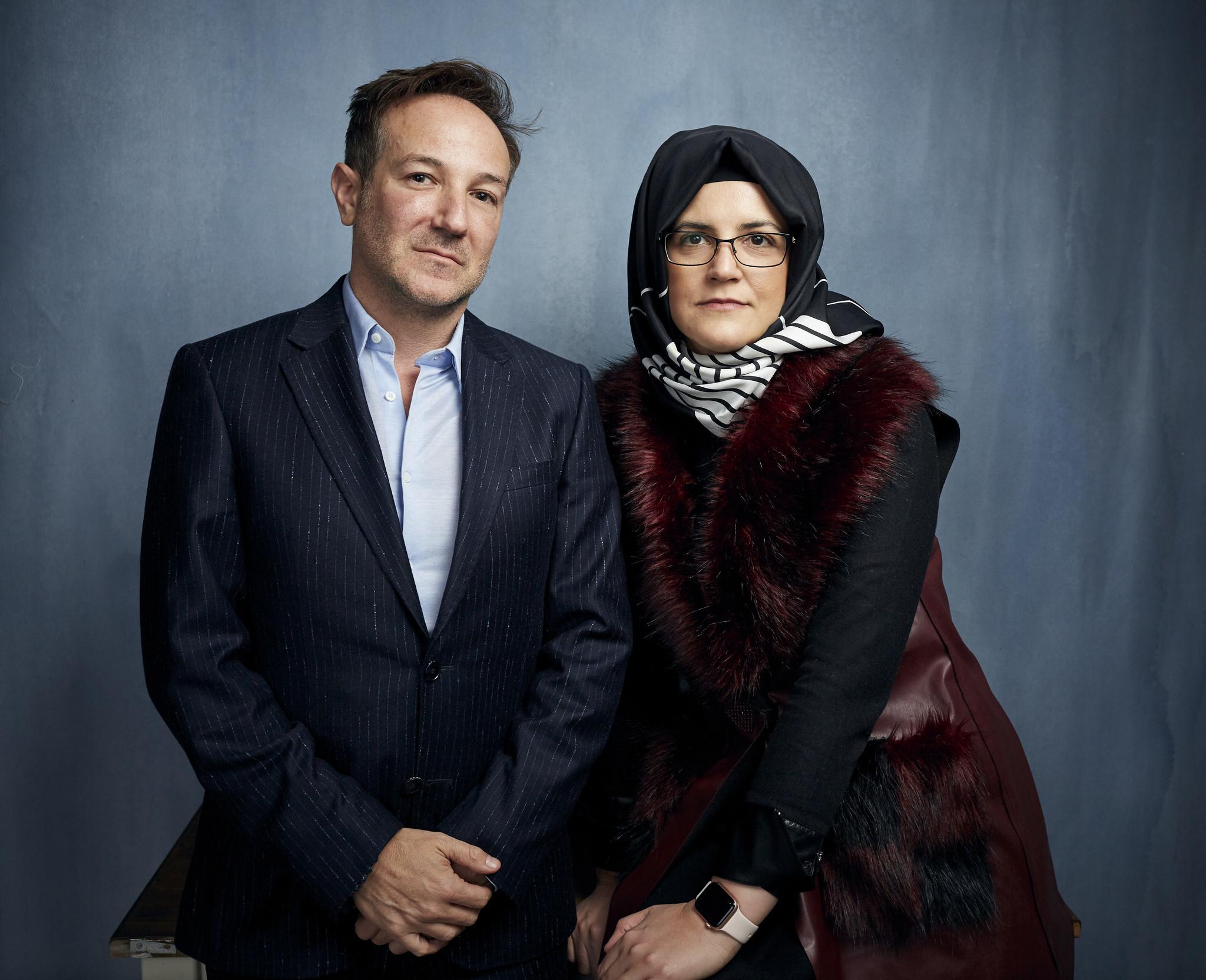 Khashoggi documentary earns standing ovation at Sundance Film Festival