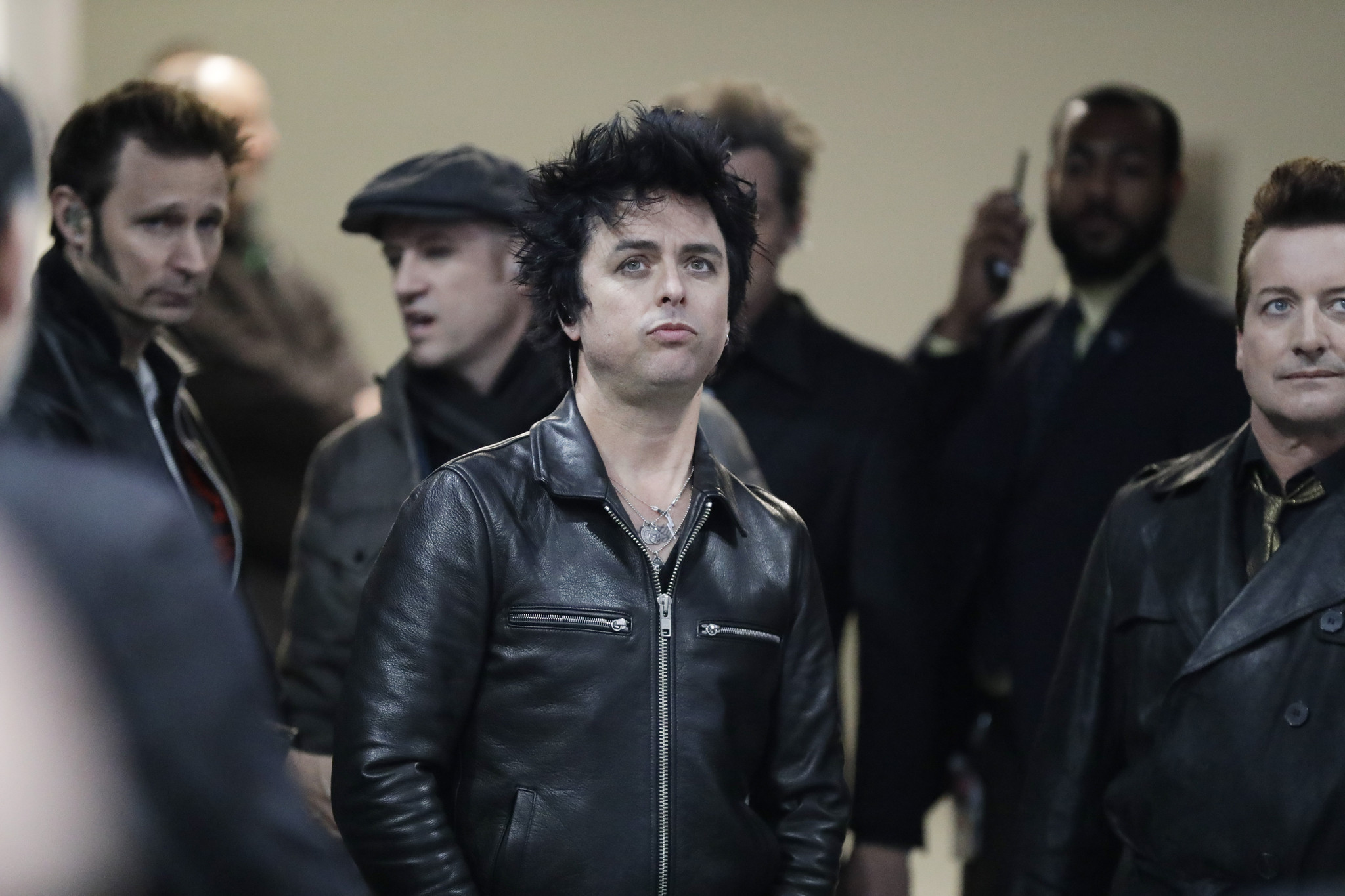 WTF? Green Day trending after NBC censors F-bomb filled NHL All-Star Game performance