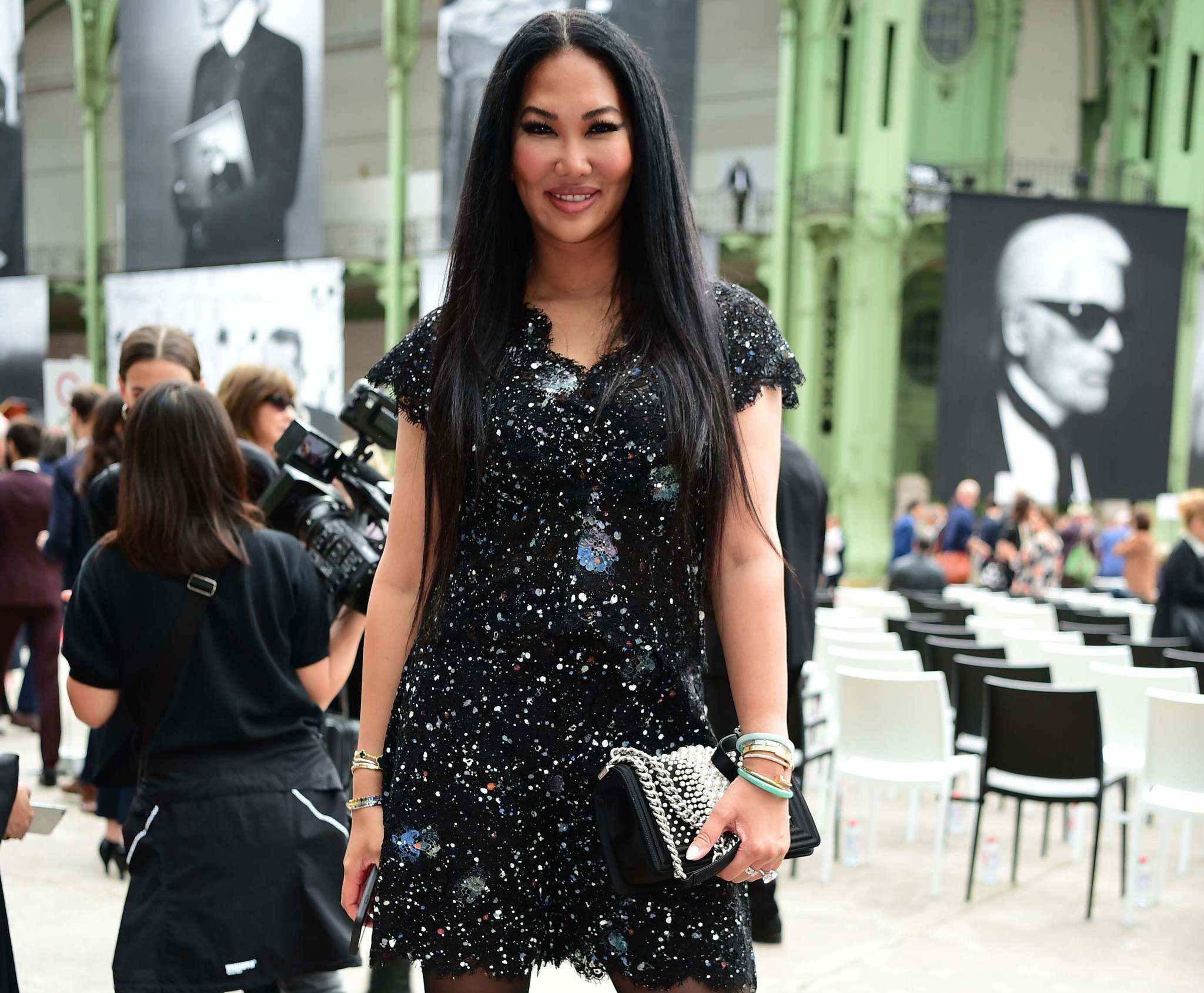 Kimora Lee Simmons is now a mother of five with addition of adopted 10-year-old son